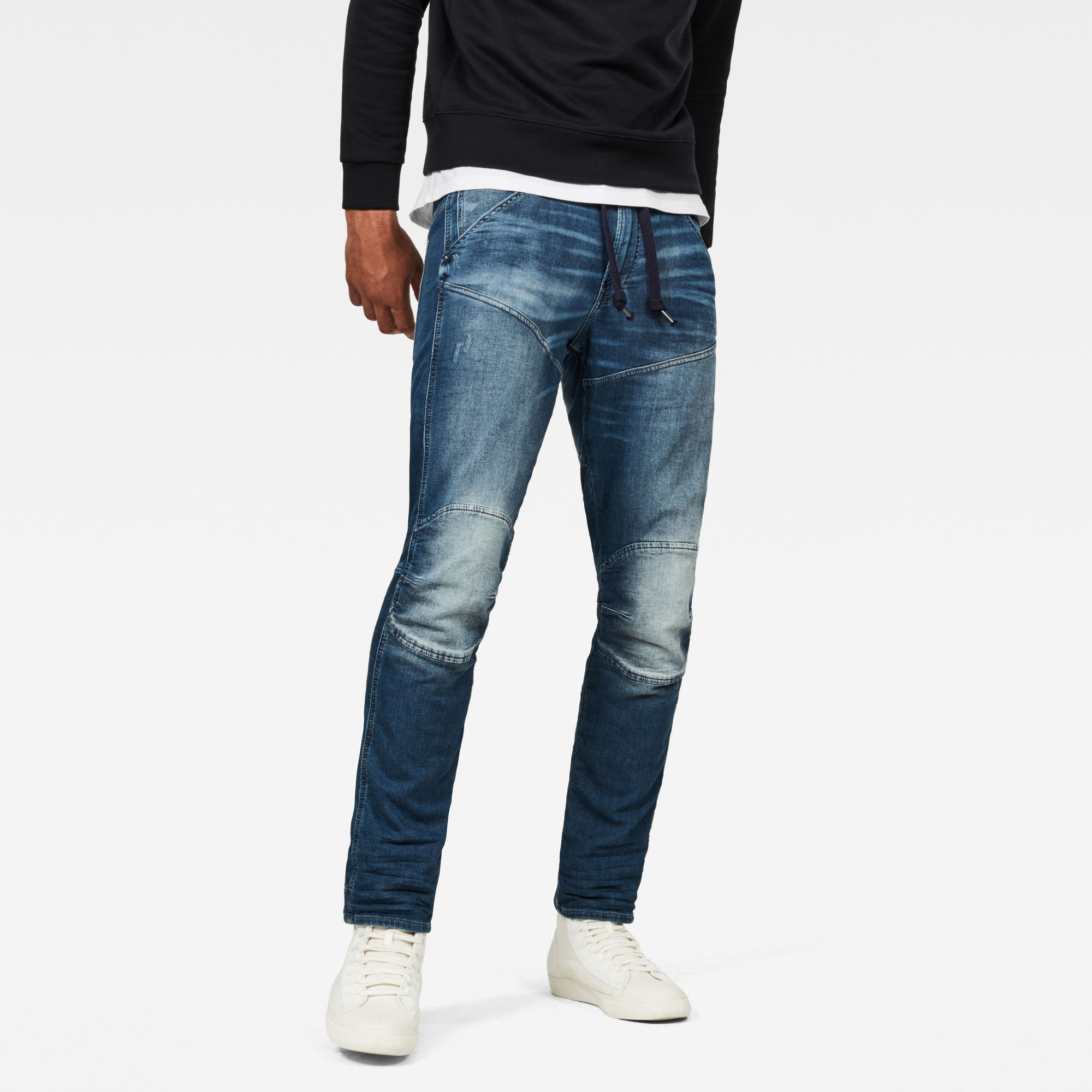 Image of G Star Raw G-Star Elwood 5620 3D Sport Tapered Pants