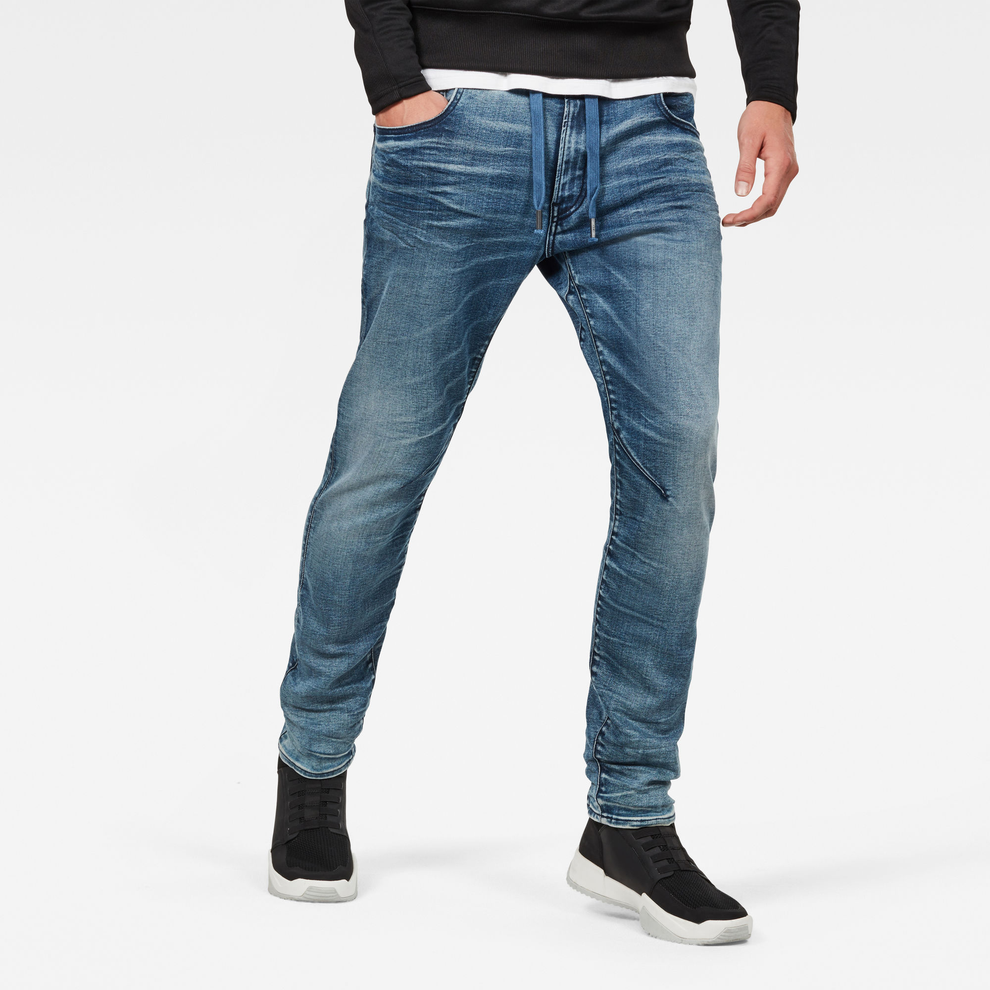 Image of G Star Raw Arc 3D Sport Straight Jeans