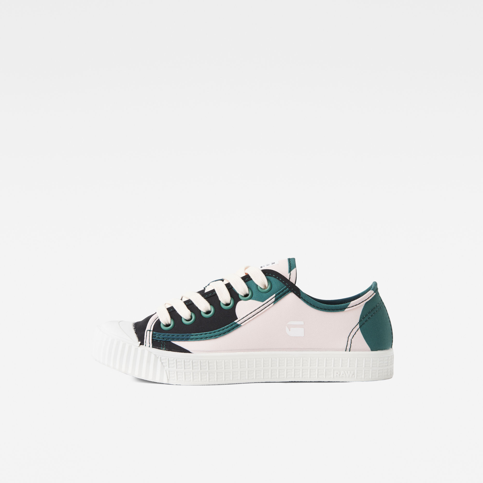 Image of G Star Raw Rovulc Pattern Low Sneakers