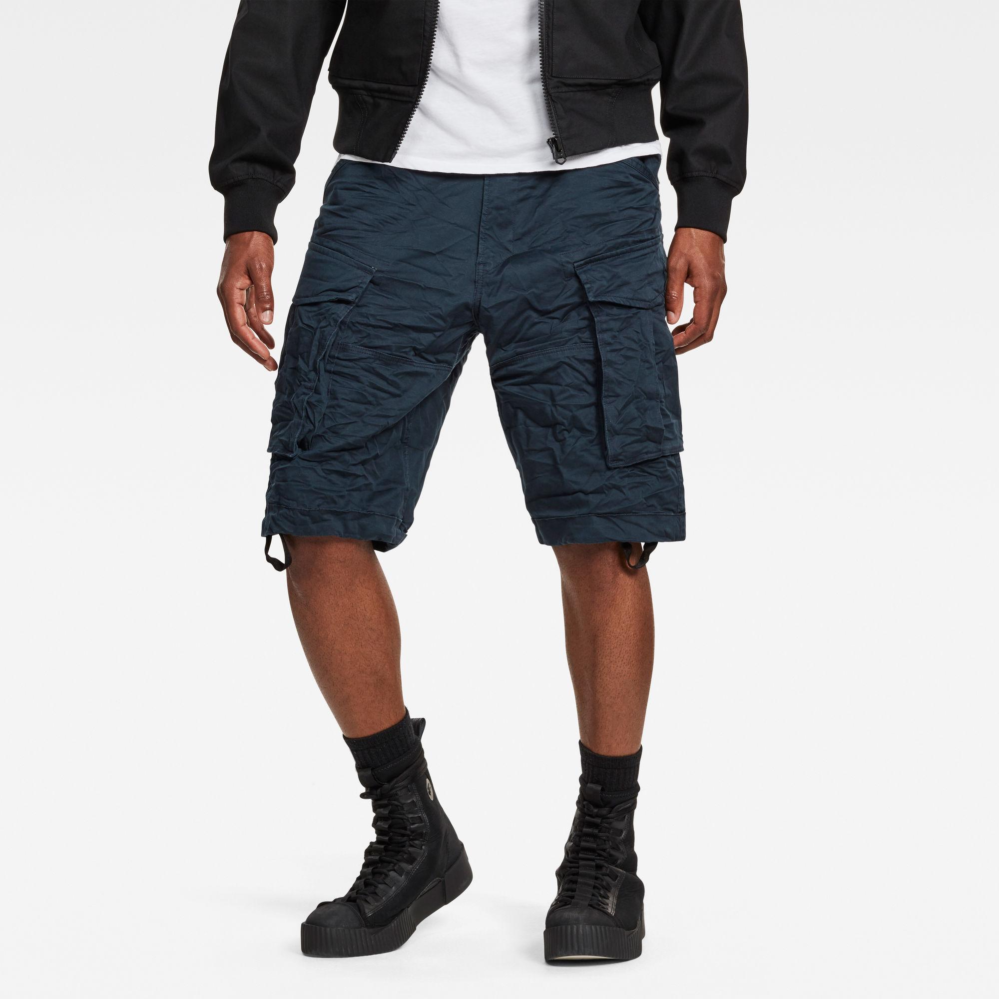 Rovic Belt Loose 1 2-Length Shorts