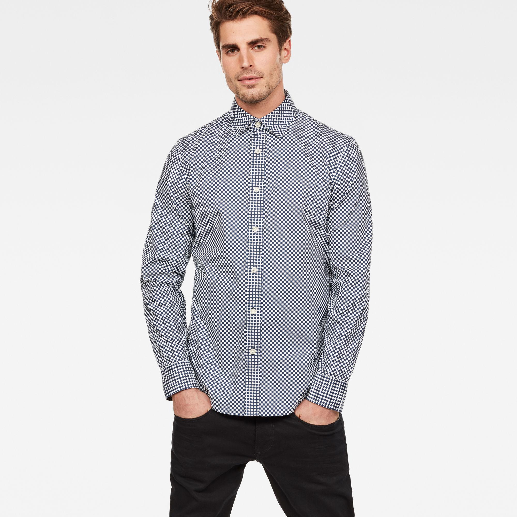 Image of G Star Raw Bristum Slim Shirt