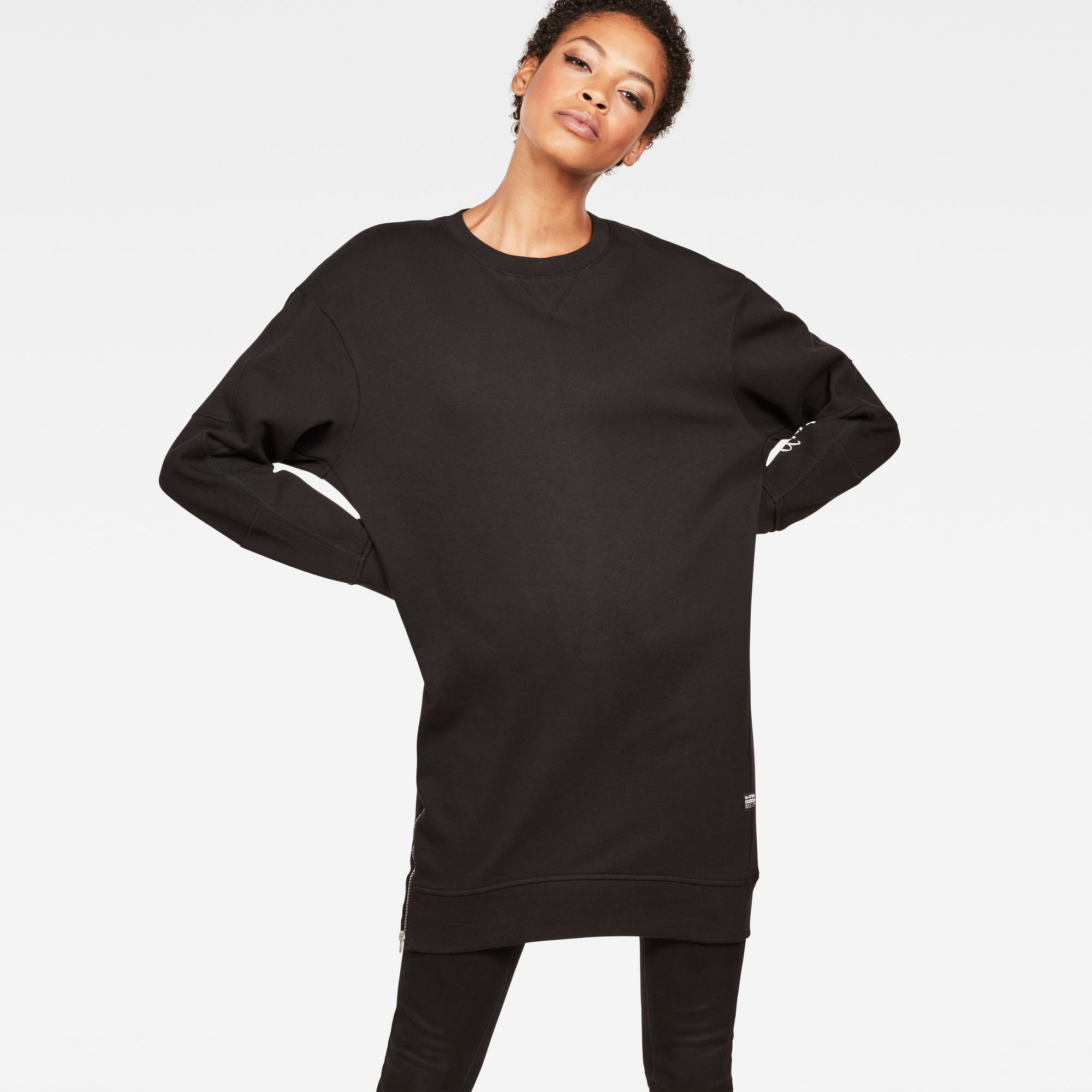 Ilou ZipSweat Dress
