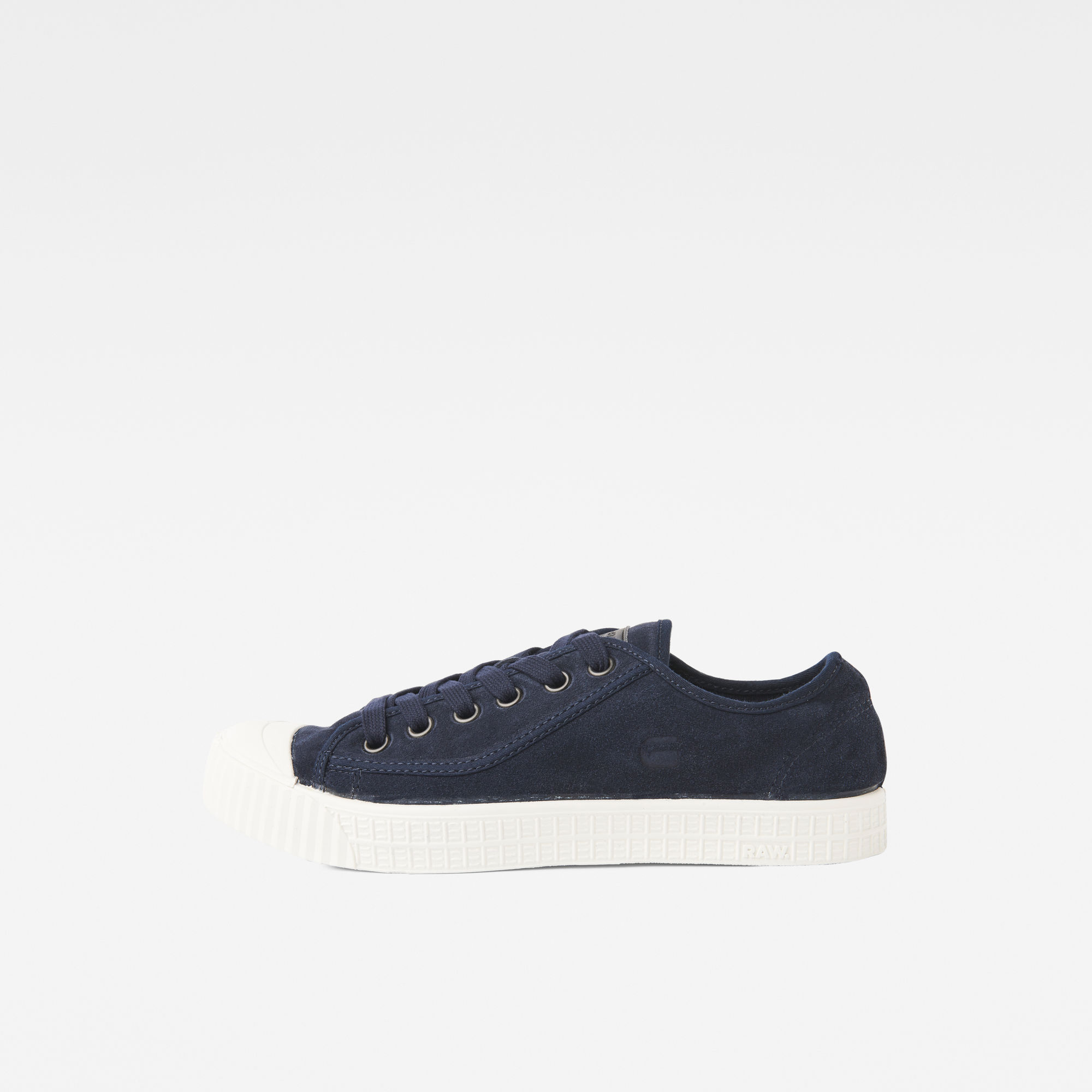 Image of G Star Raw Rovulc Suede Low Sneakers