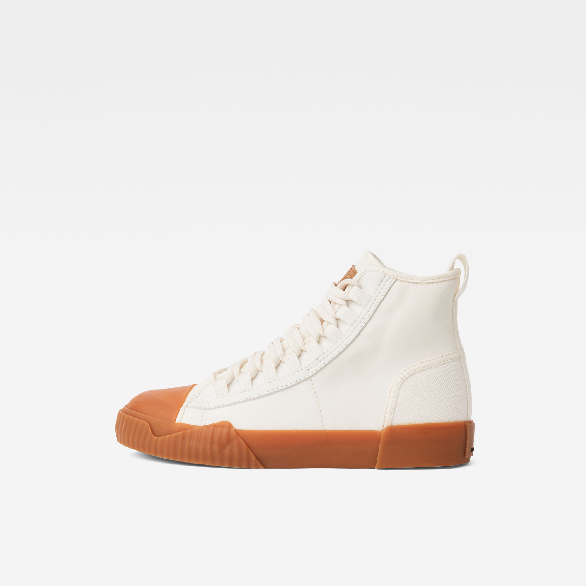 Image of G Star Raw Rackam Scuba Mid Sneakers