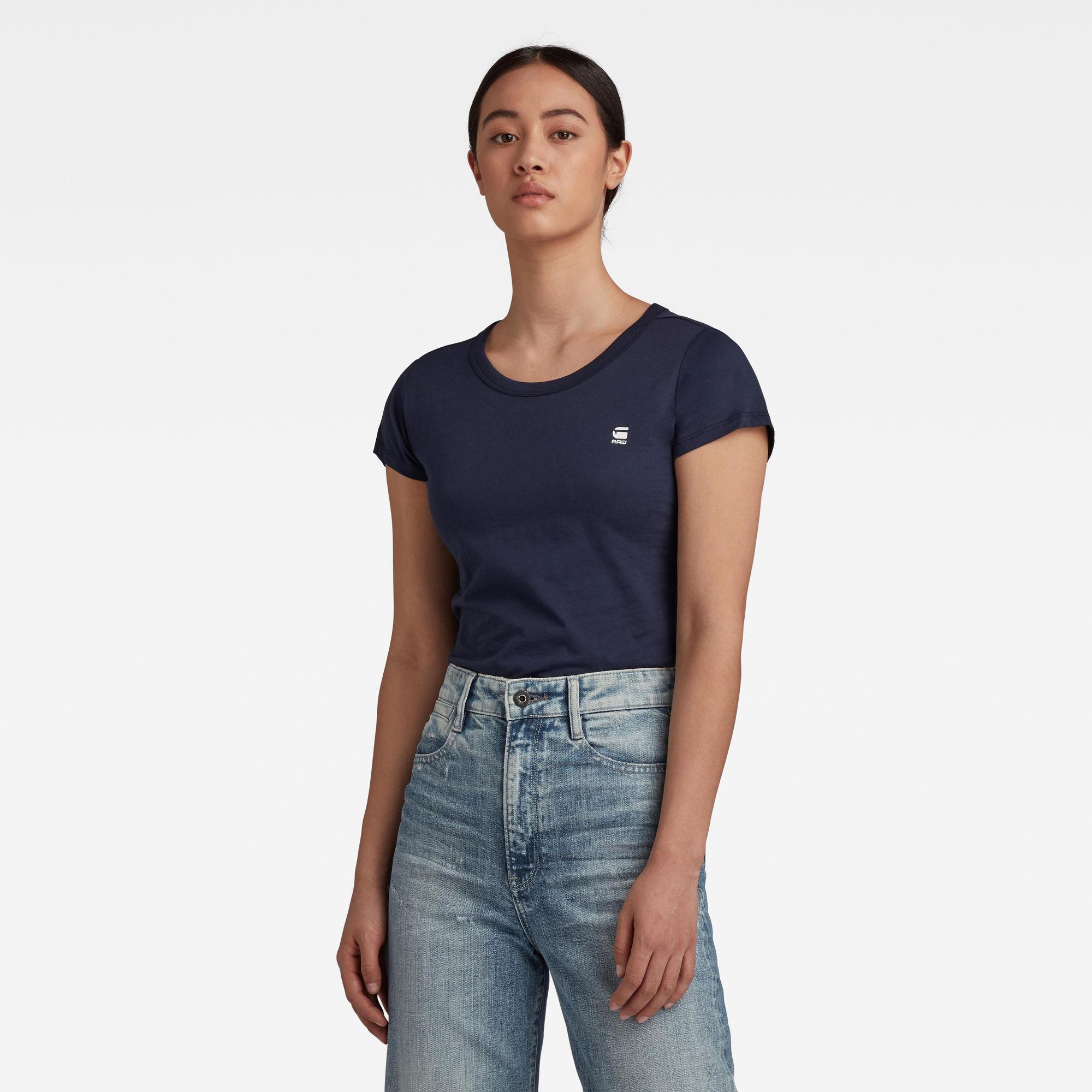 Image of G Star Raw Eyben Slim T-Shirt