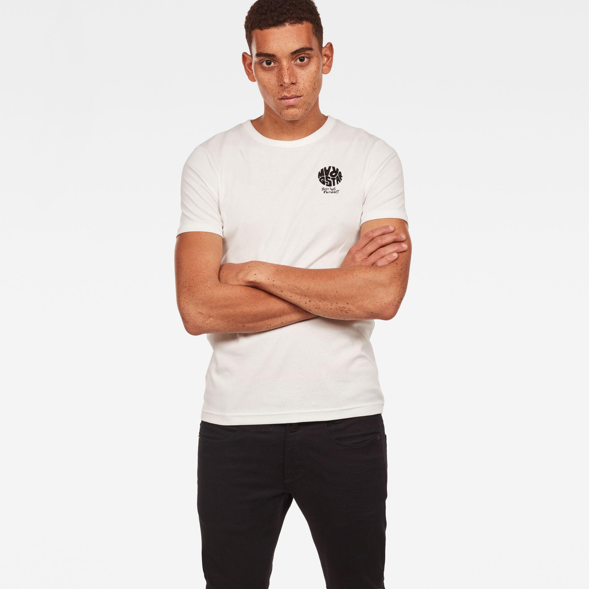 Image of G Star Raw Graphic 7 Slim T-Shirt