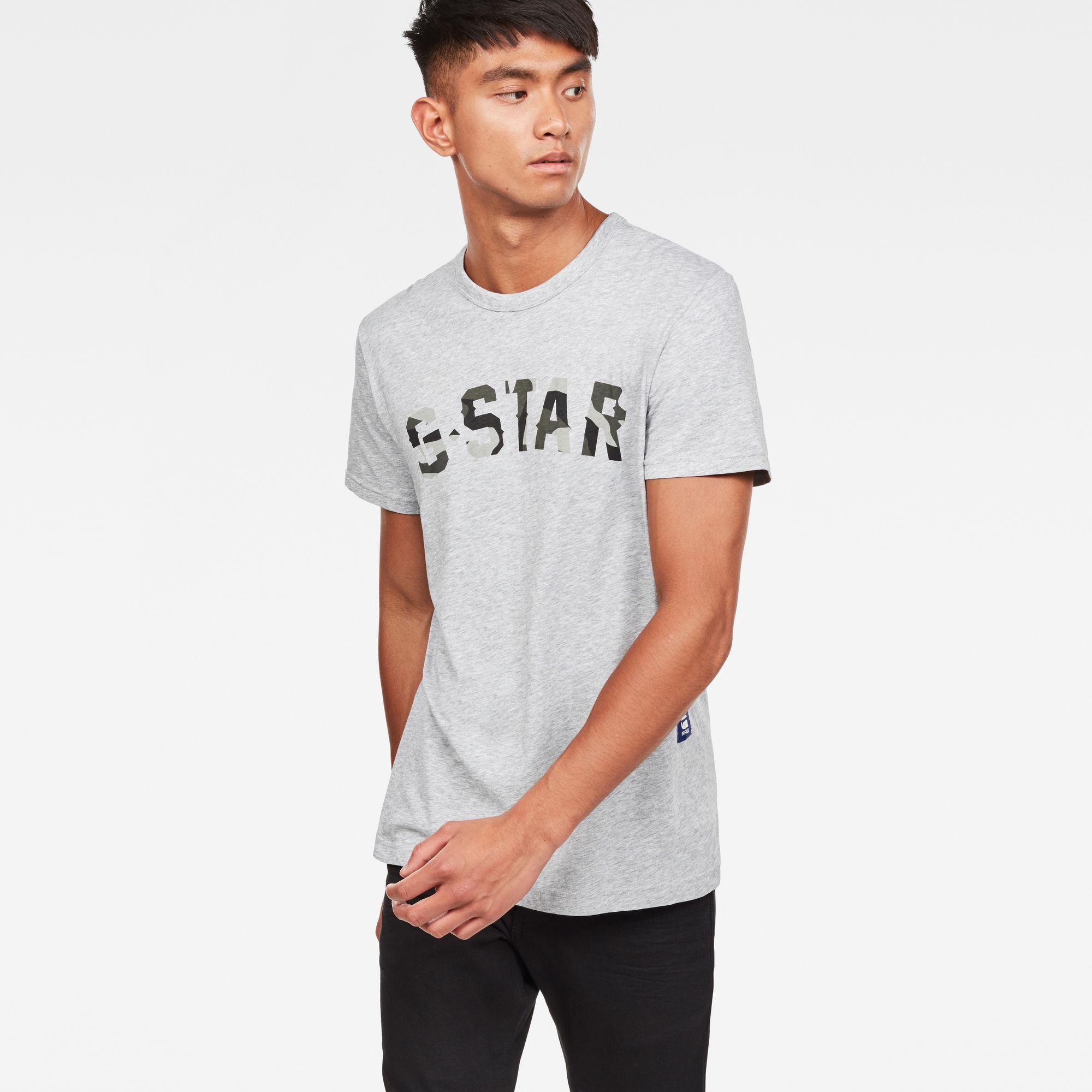 Image of G Star Raw Graphic 10 T-Shirt