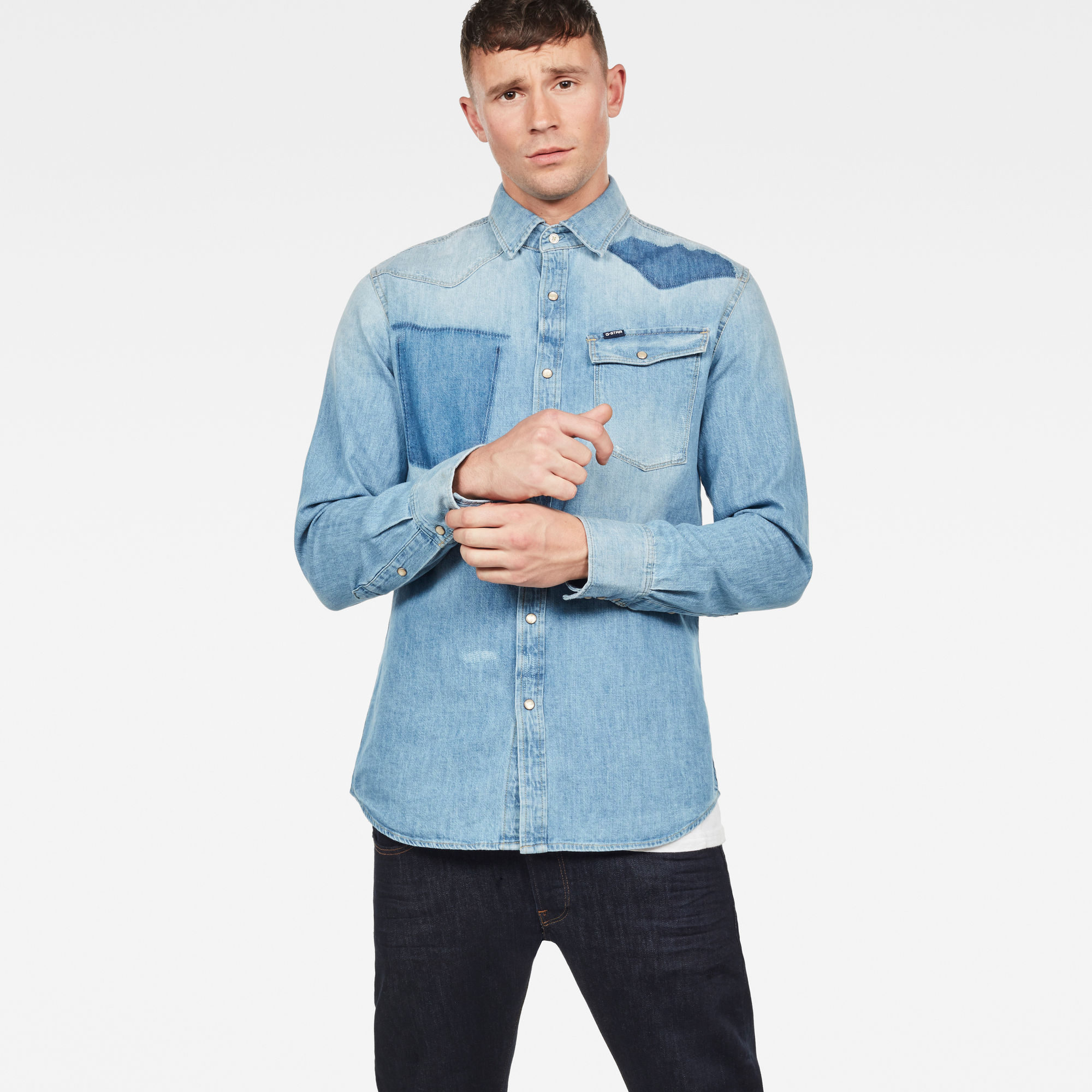 Image of G Star Raw 3301 Slim Shirt