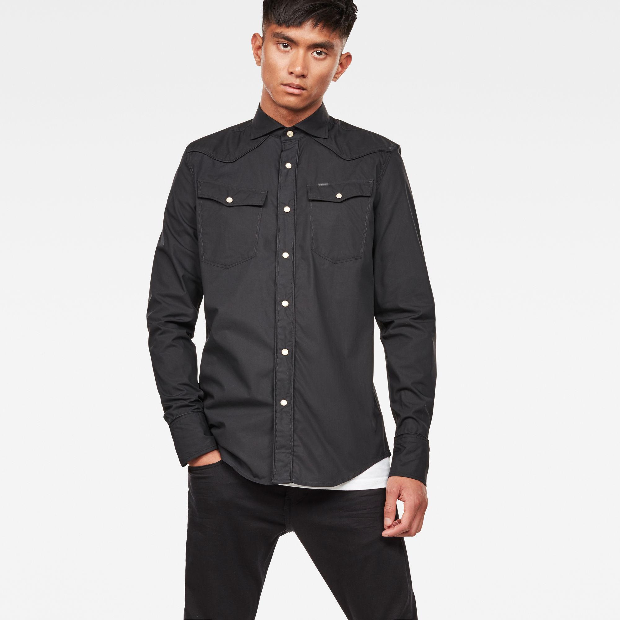 3301 Parade Slim Shirt