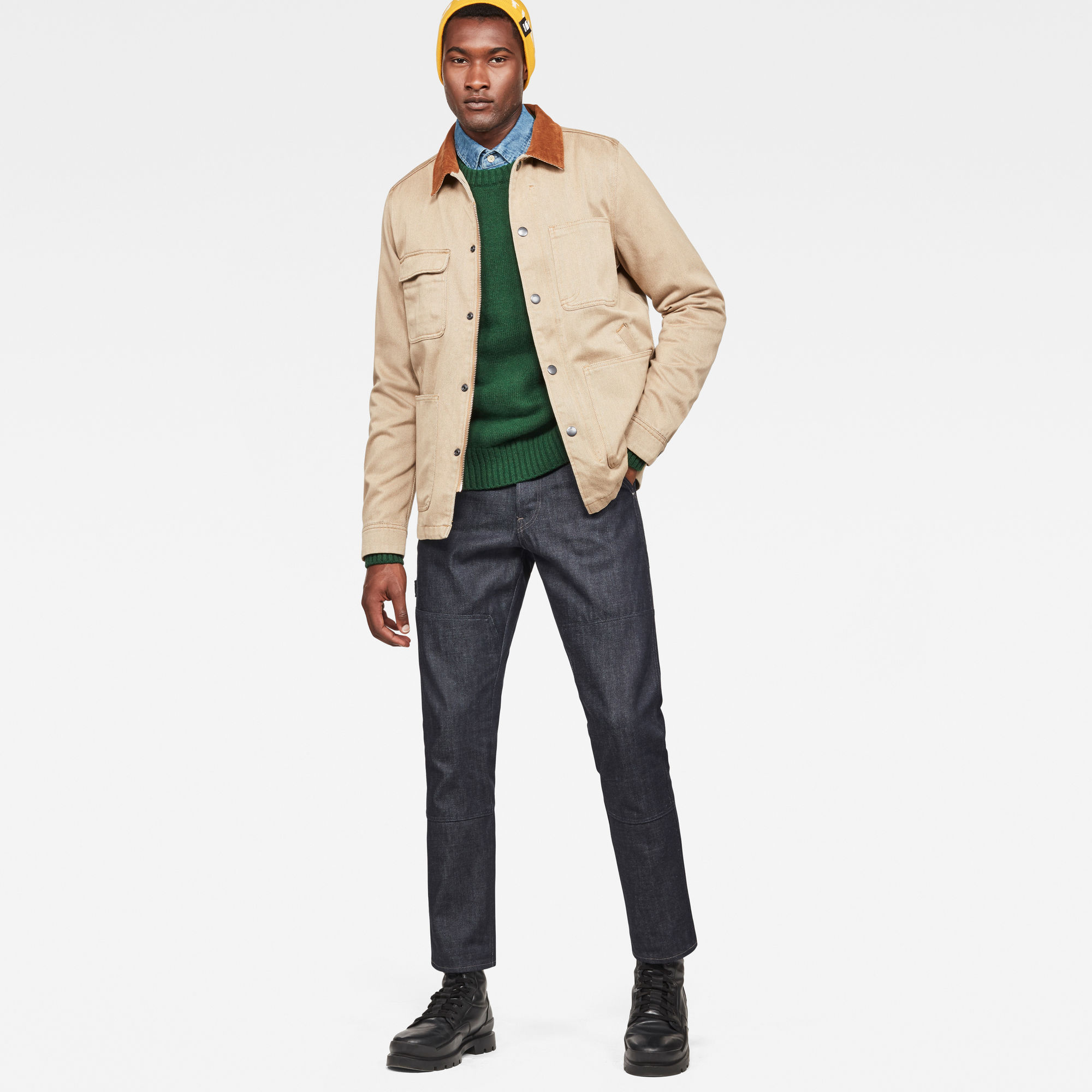 Image of G Star Raw Blake Worker Jacket