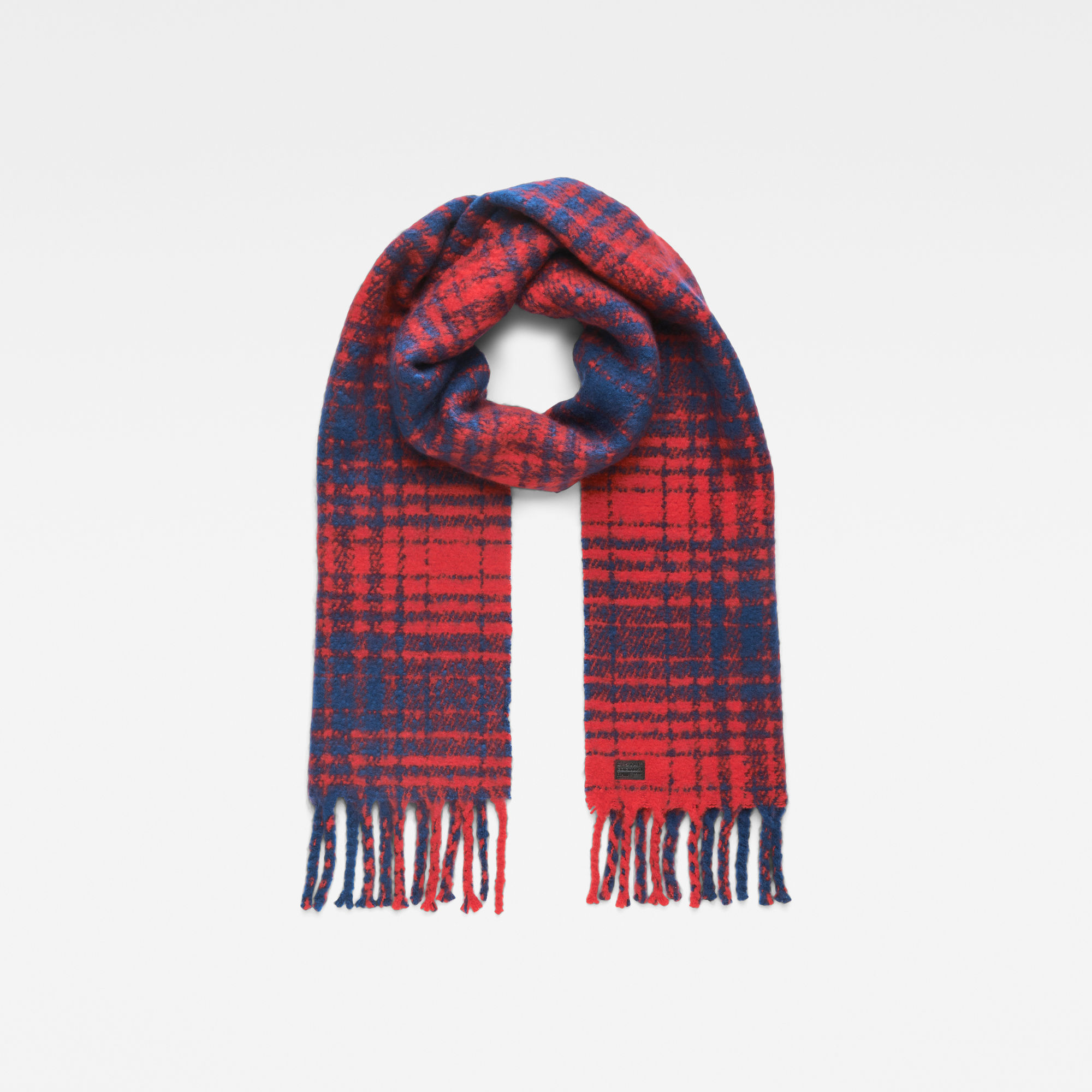 Heavy dorala scarf