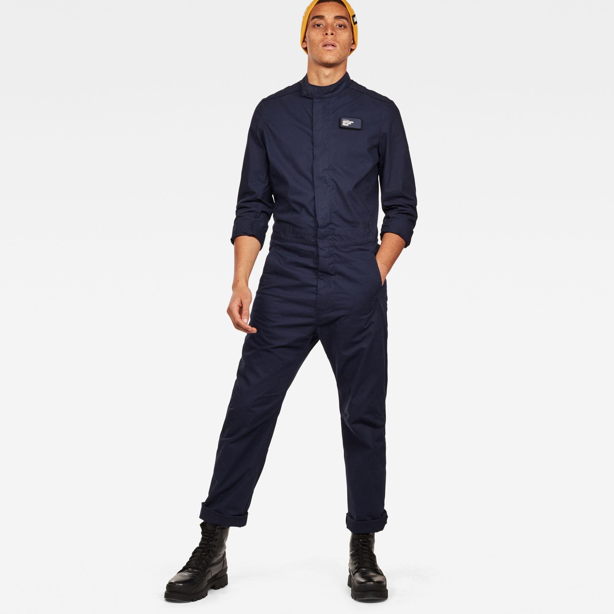 Image of G Star Raw Avernus Racer Suit Slim