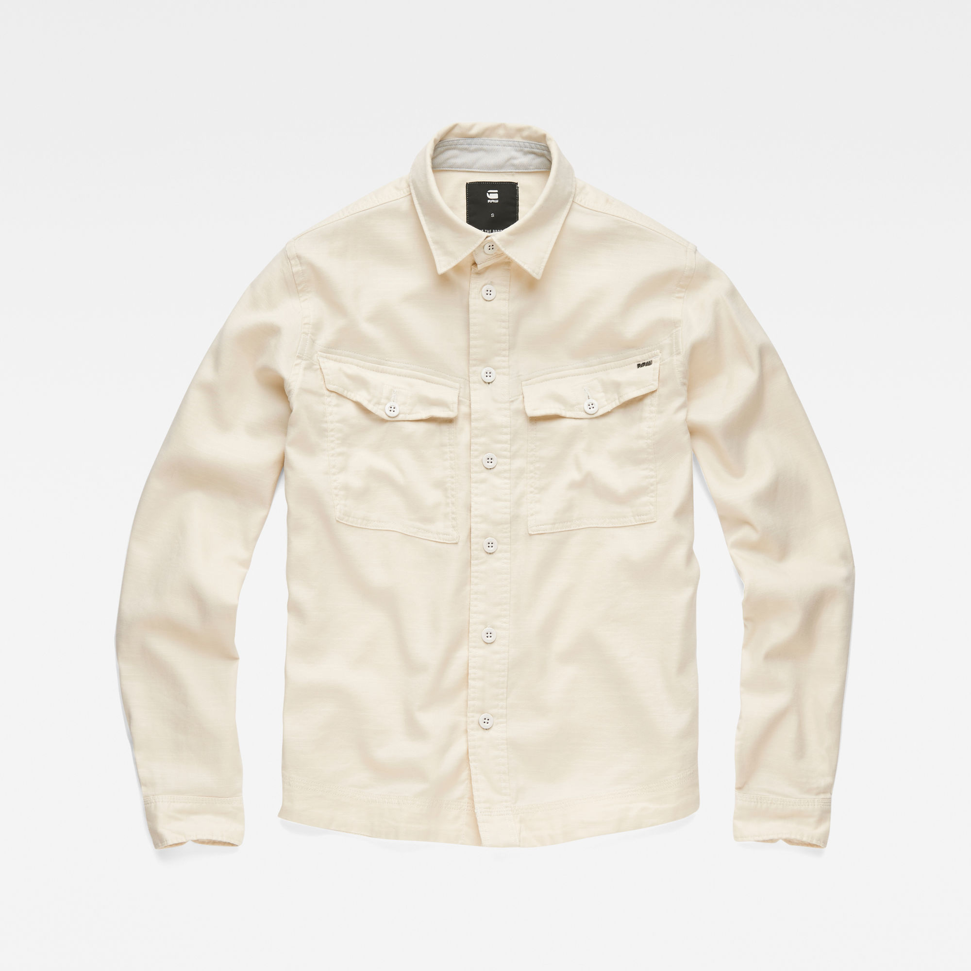 Image of G Star Raw Rovic Cropped Shirt