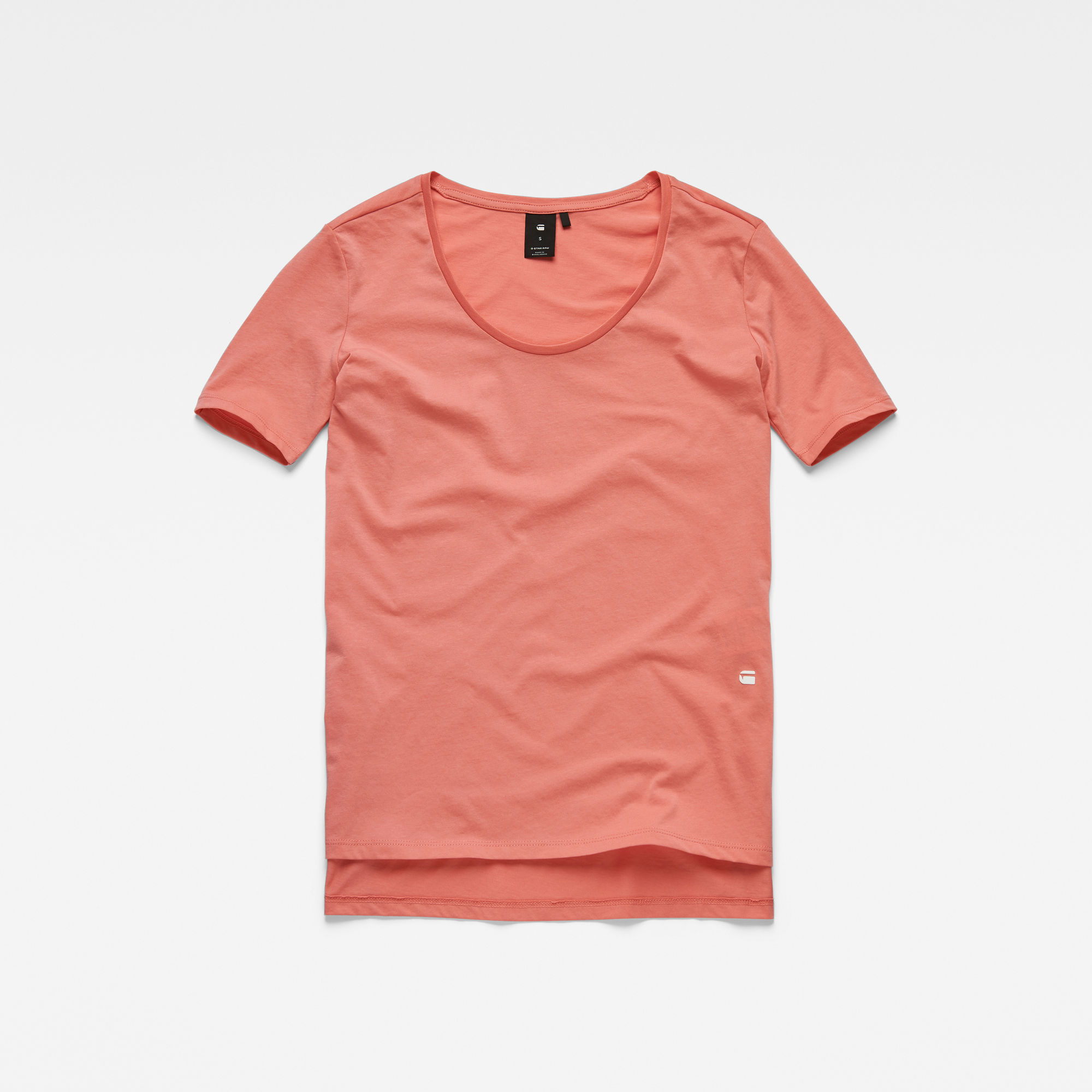 Clia straight deep t-shirt