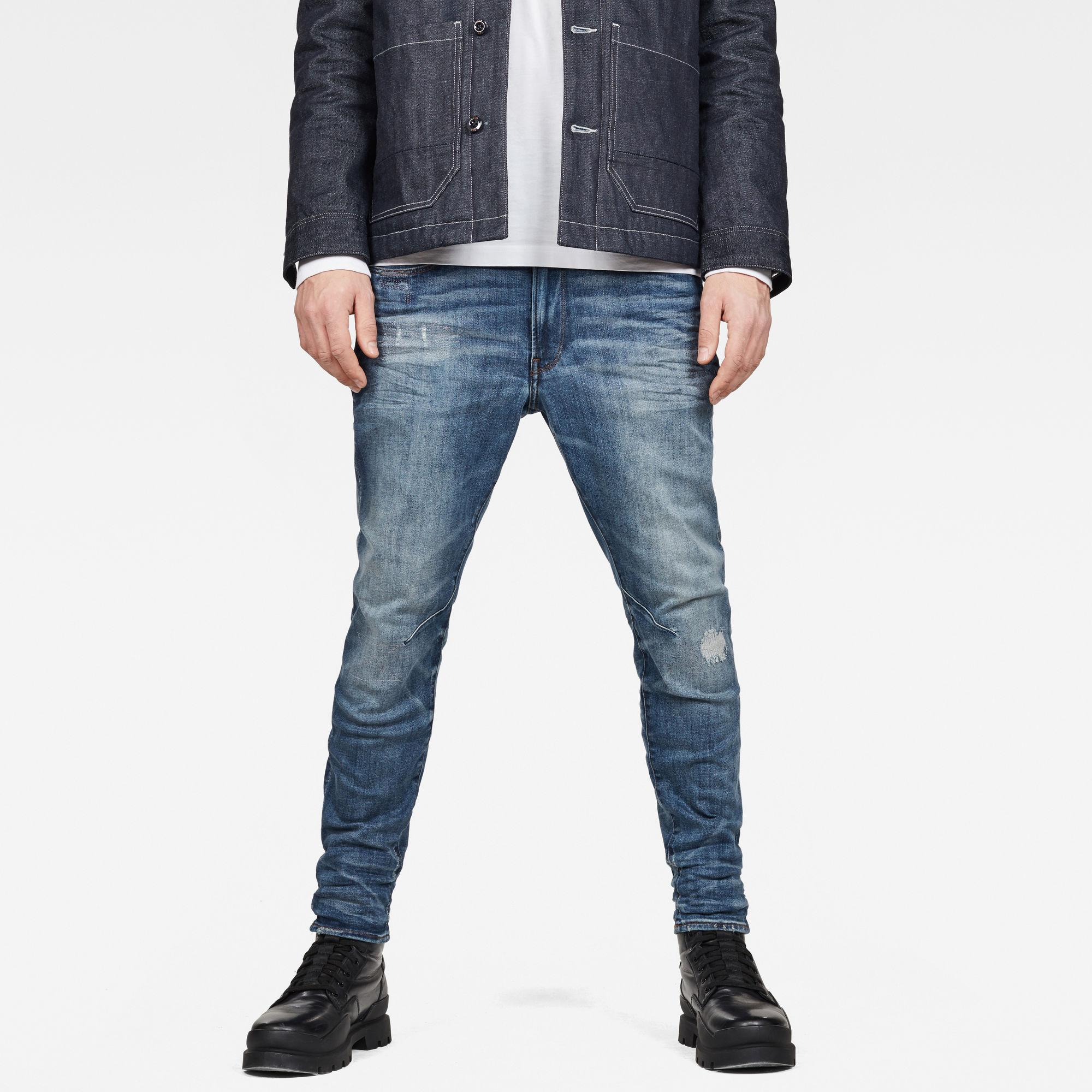Image of G Star Raw D-Staq 3D Slim Jeans
