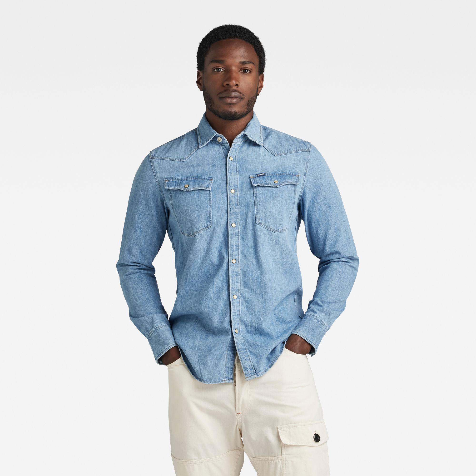 Image of G Star Raw 3301 Slim Shirt