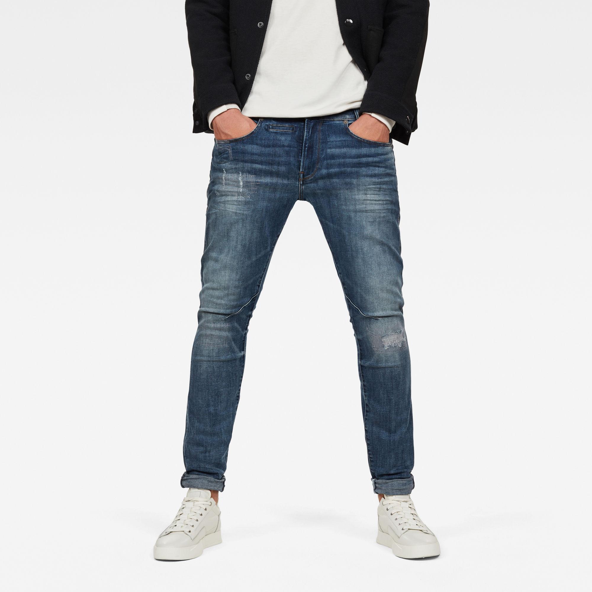 Image of G Star Raw D-Staq 5-Pocket Skinny Jeans