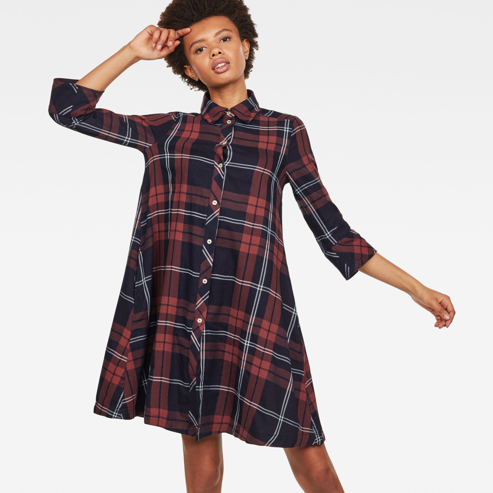 Image of G Star Raw Deline Dress