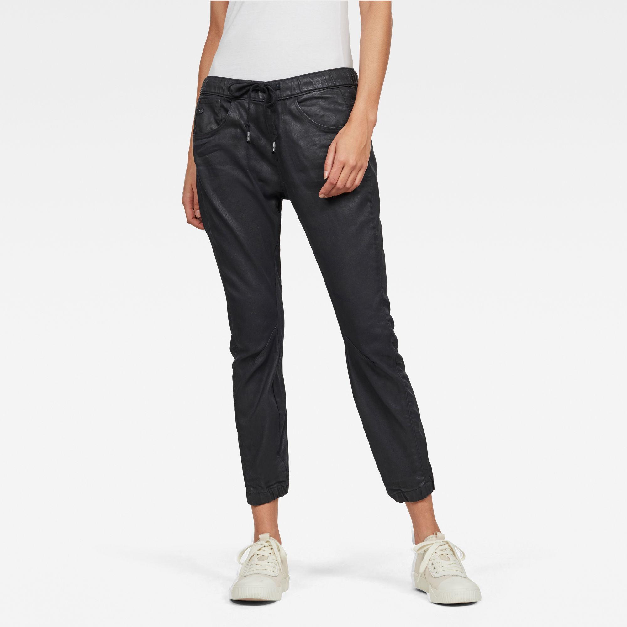 Image of G Star Raw Arc 3D Slim Sport Low Boyfriend Jeans