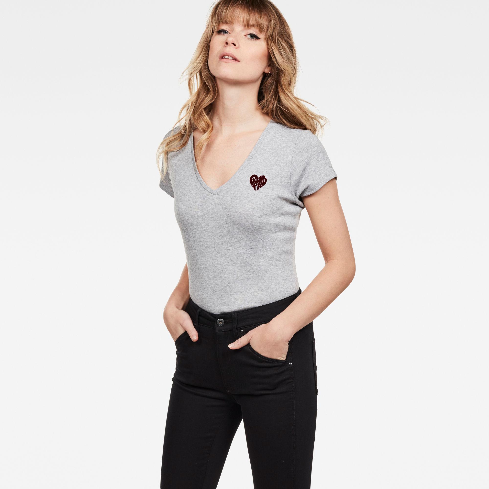 G Star Raw Graphic 51 Slim T-Shirt