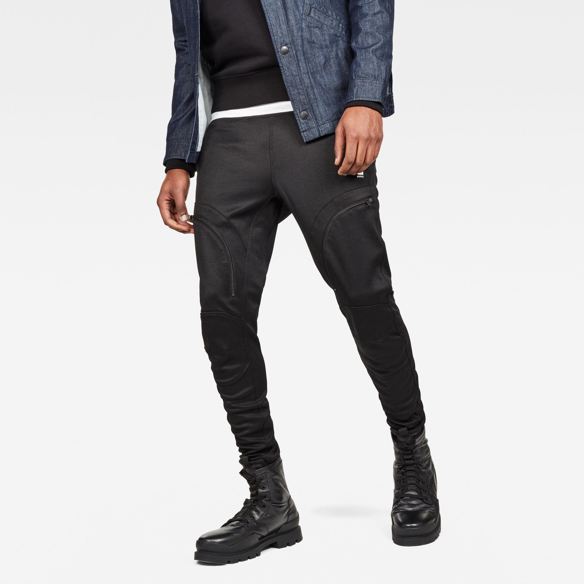 Image of G Star Raw Air Defence Zip 3D Slim Sweatpants