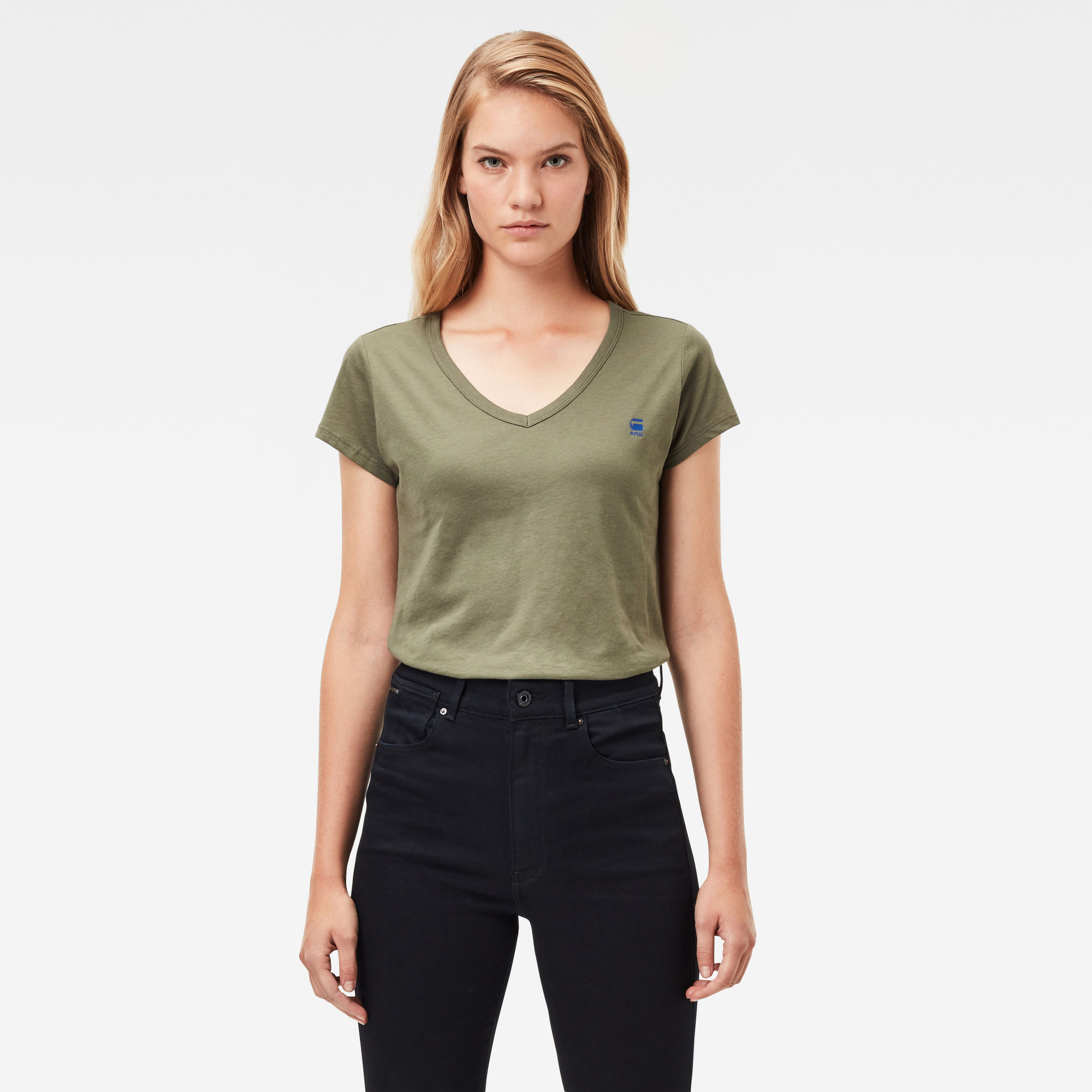 Image of G Star Raw Eyben Slim T-Shirt