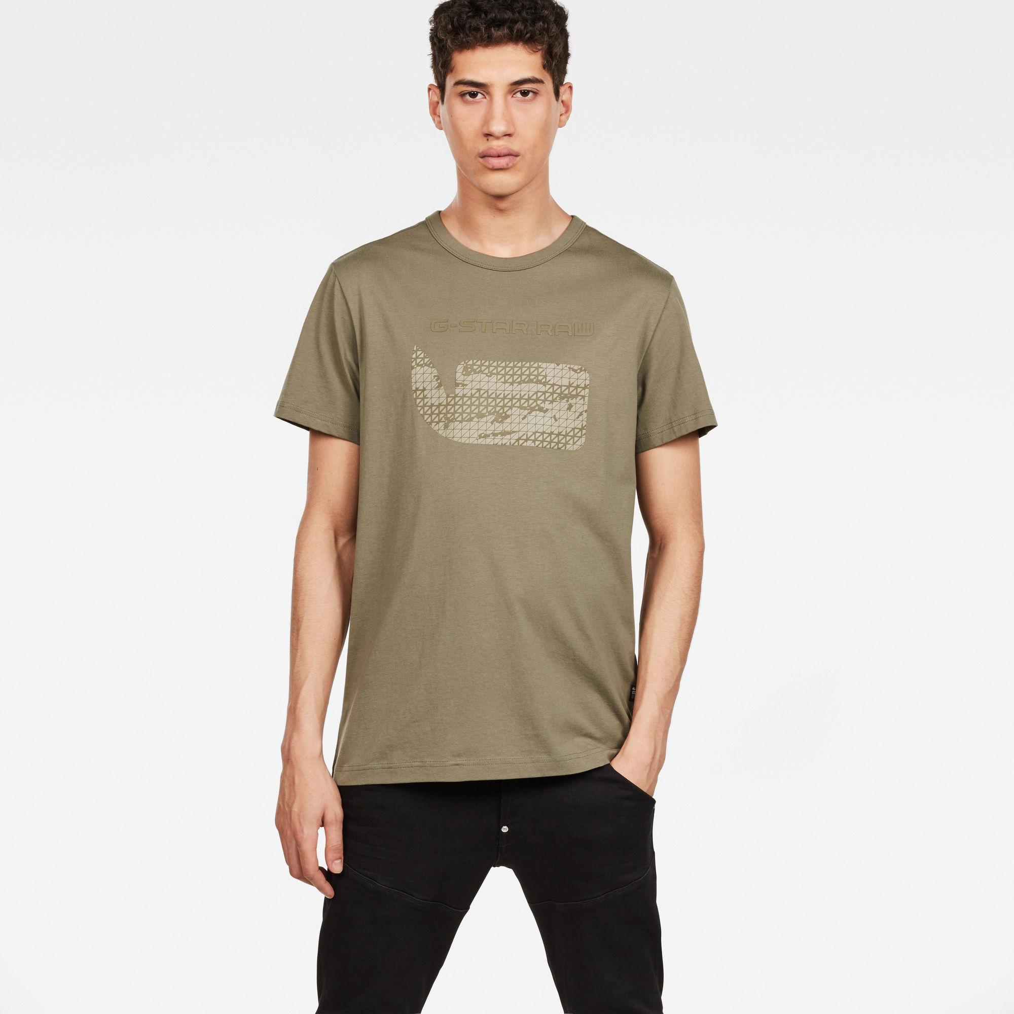 Image of G Star Raw Graphic 07 T-Shirt