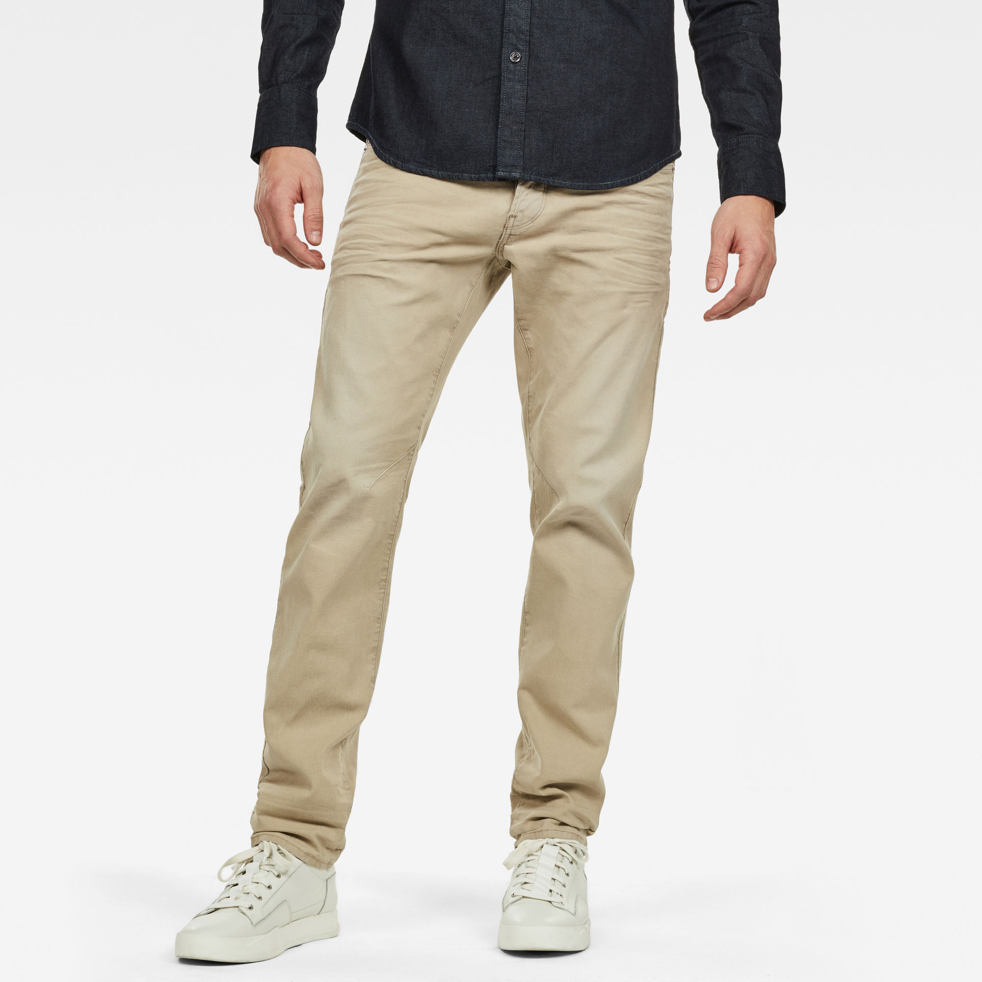 Image of G Star Raw D-Staq 5-Pocket Straight Colored Jeans