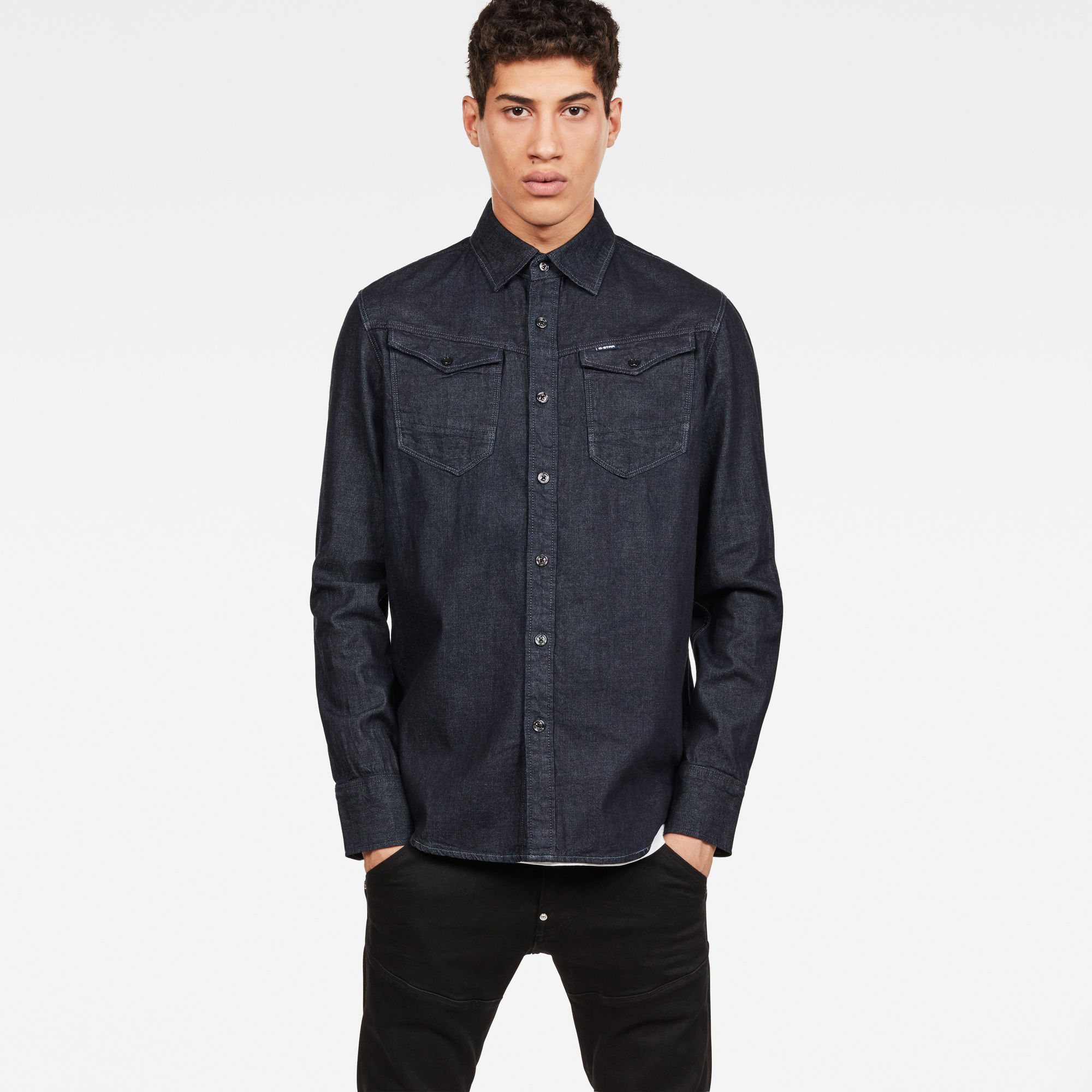 Image of G Star Raw Arc 3D Slim Shirt
