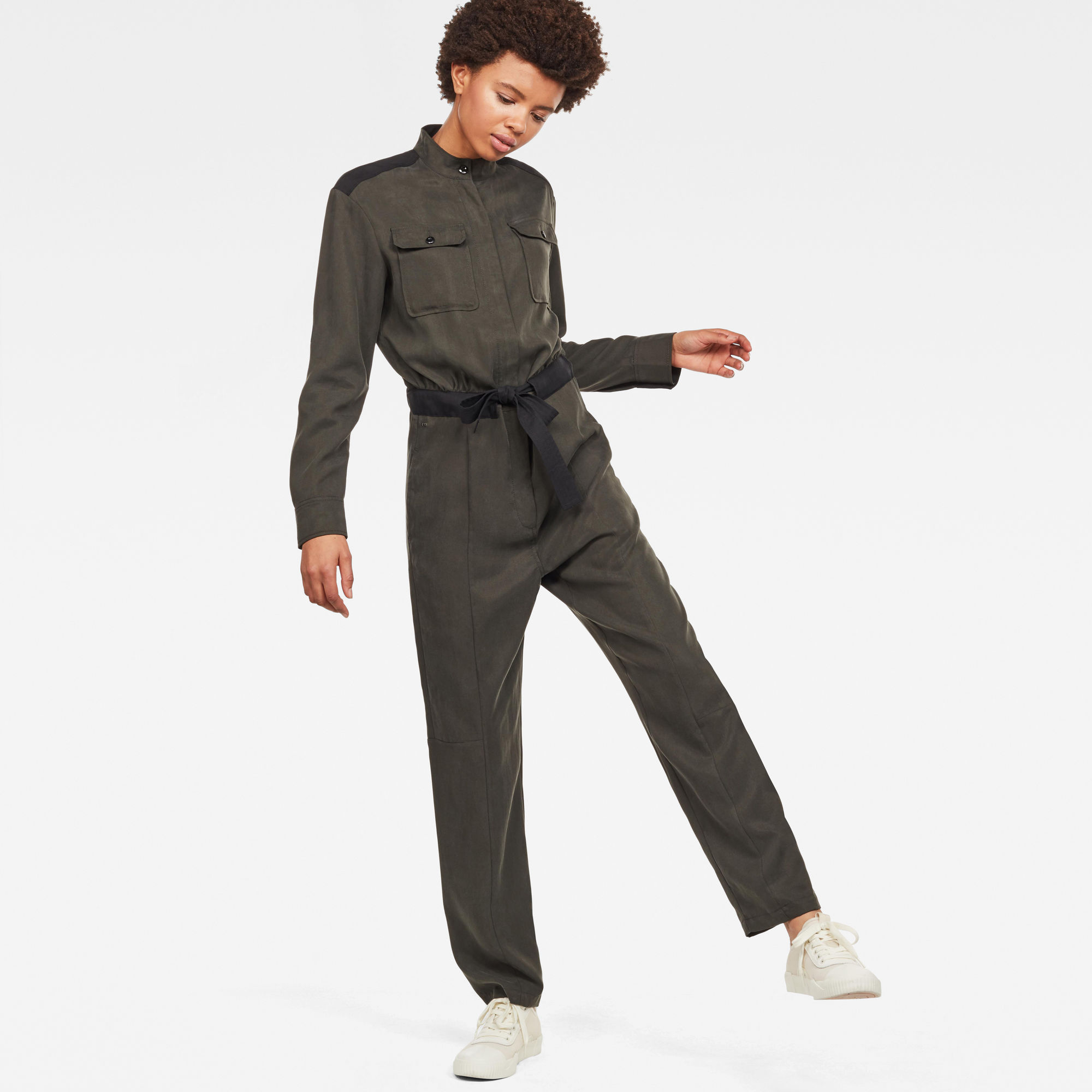 Image of G Star Raw Utility Cb Jumpsuit