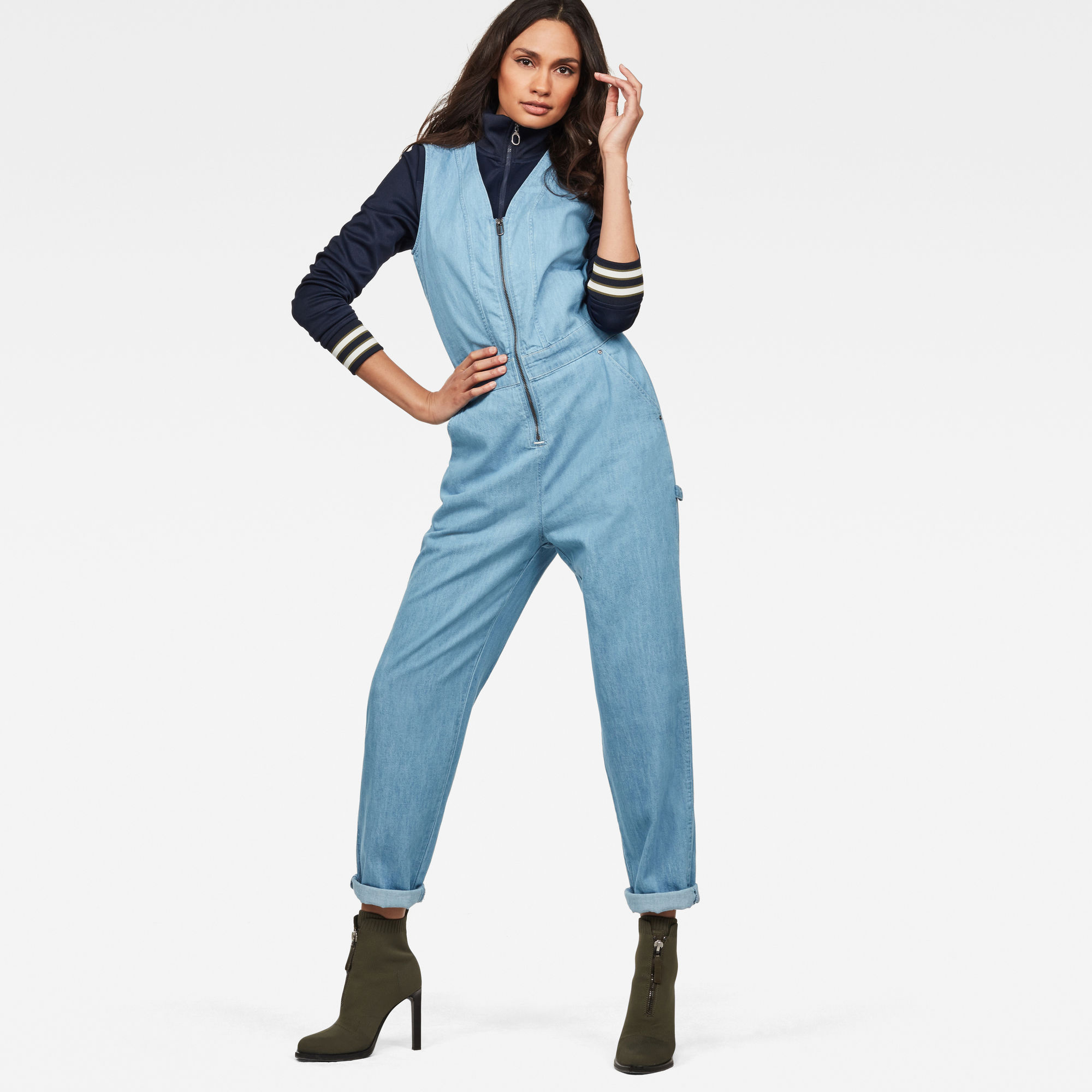 Image of G Star Raw Utility Loose Dungaree