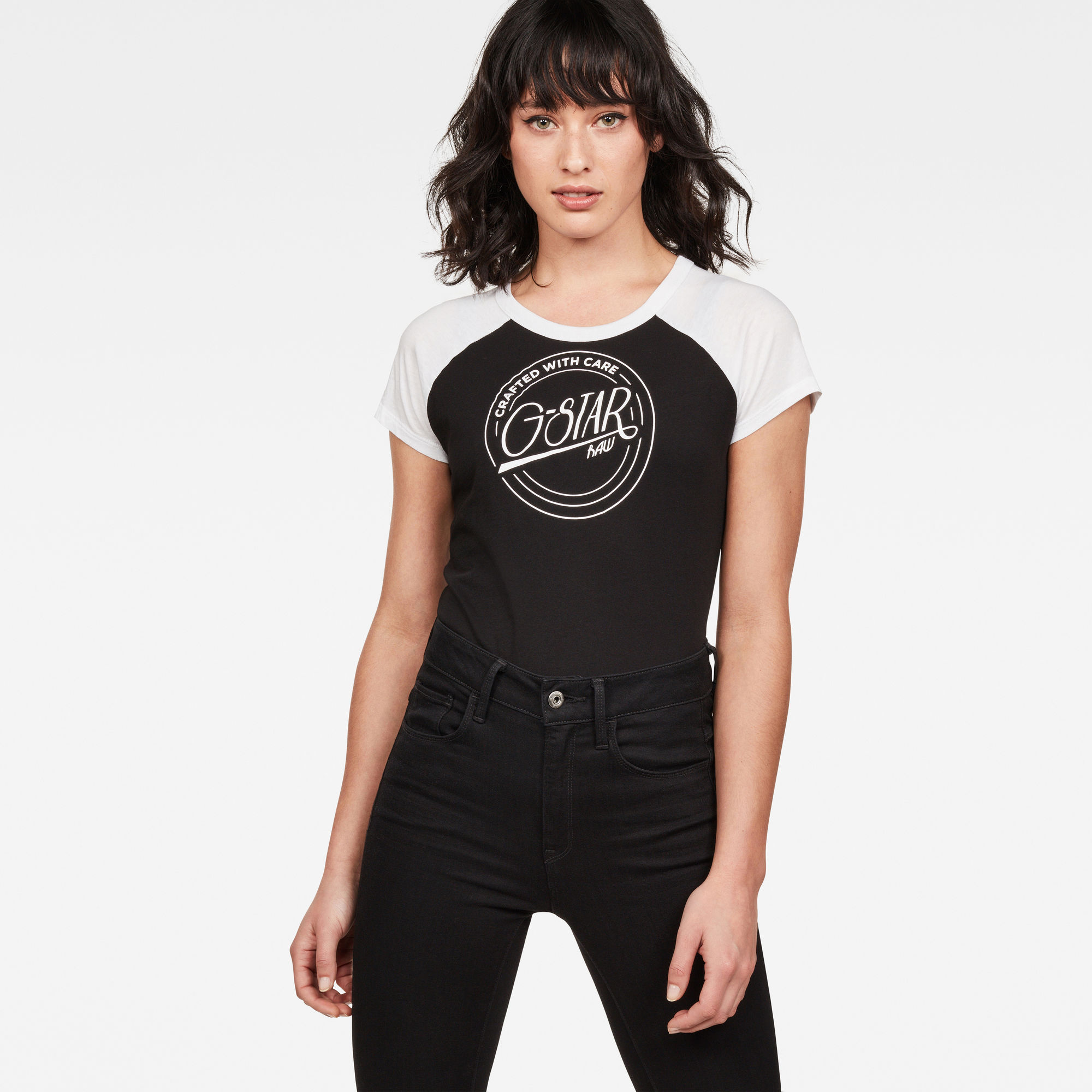 Image of G Star Raw Graphic 19 Slim T-Shirt