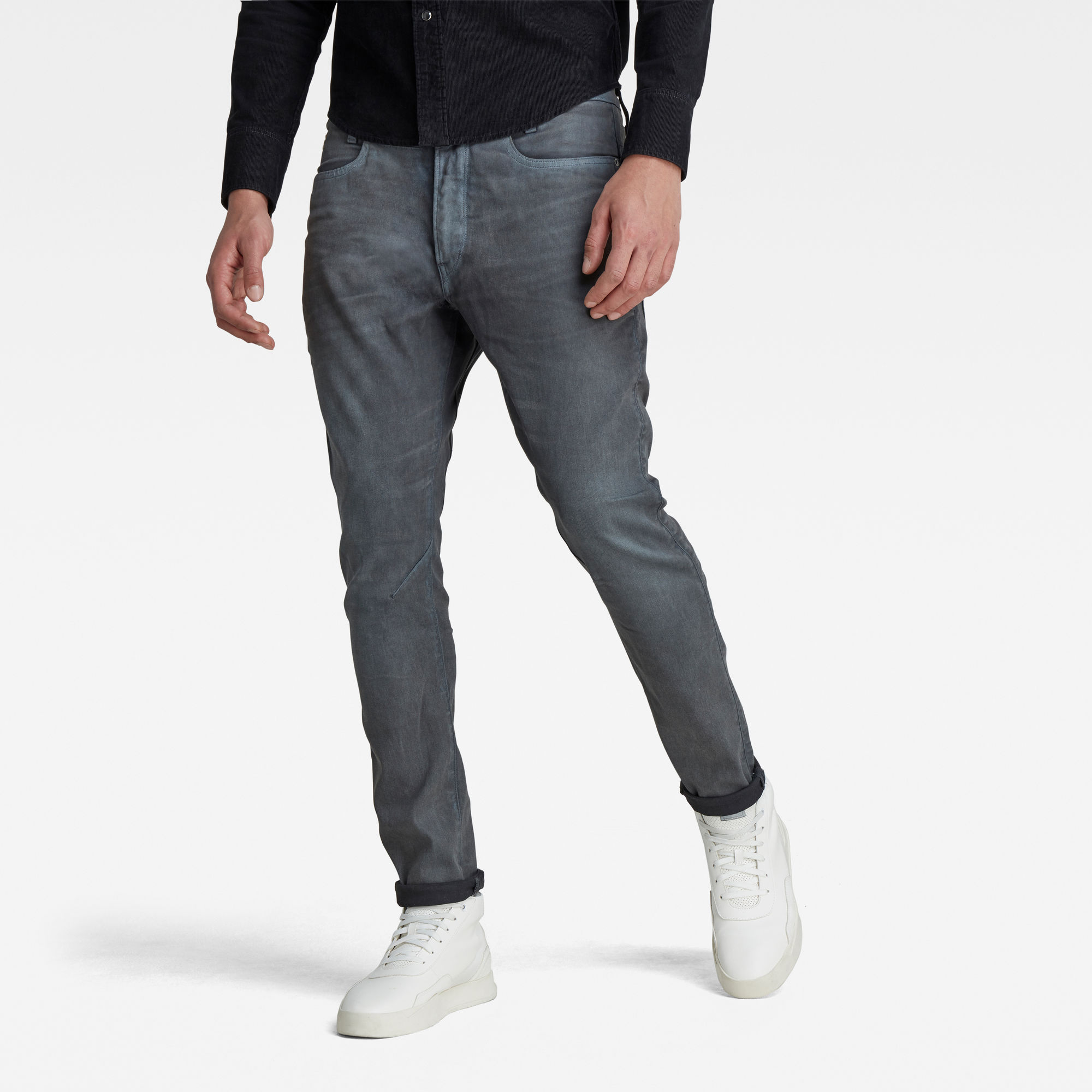 Image of G Star Raw D-Staq 3D Skinny Jeans