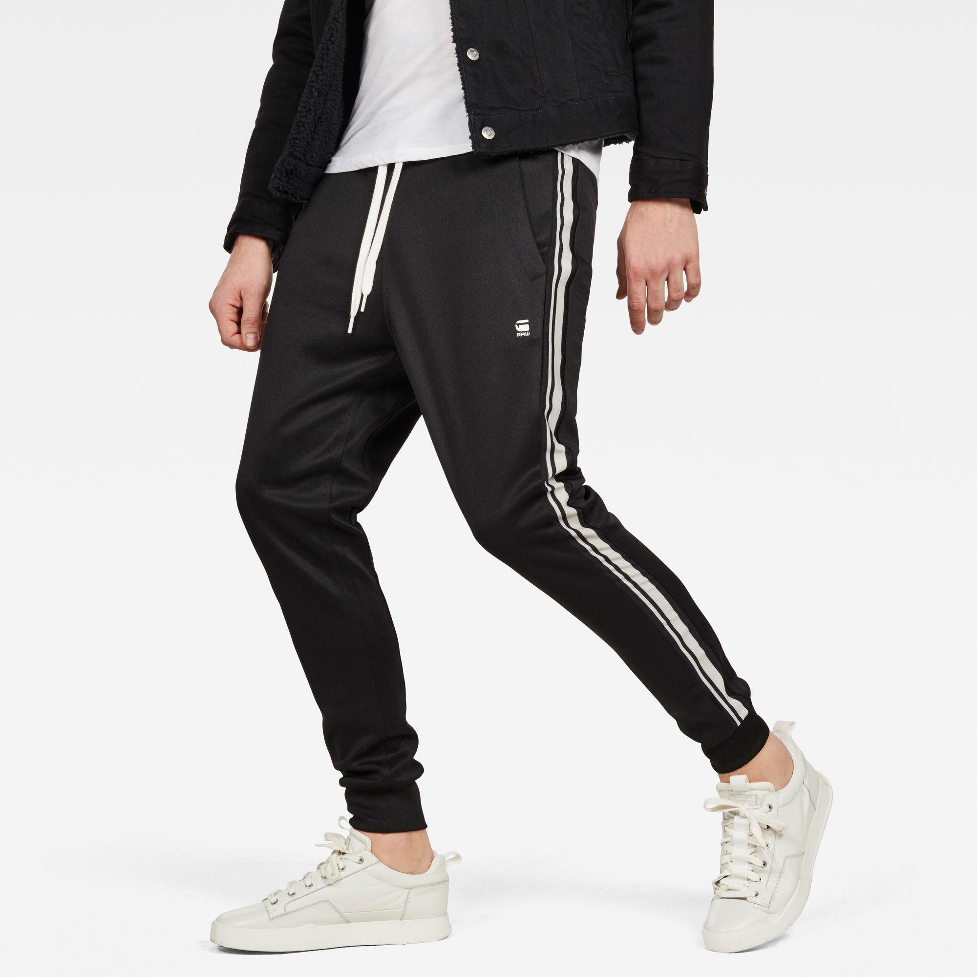 Image of G Star Raw Alchesai Slim Tapered Sweatpants