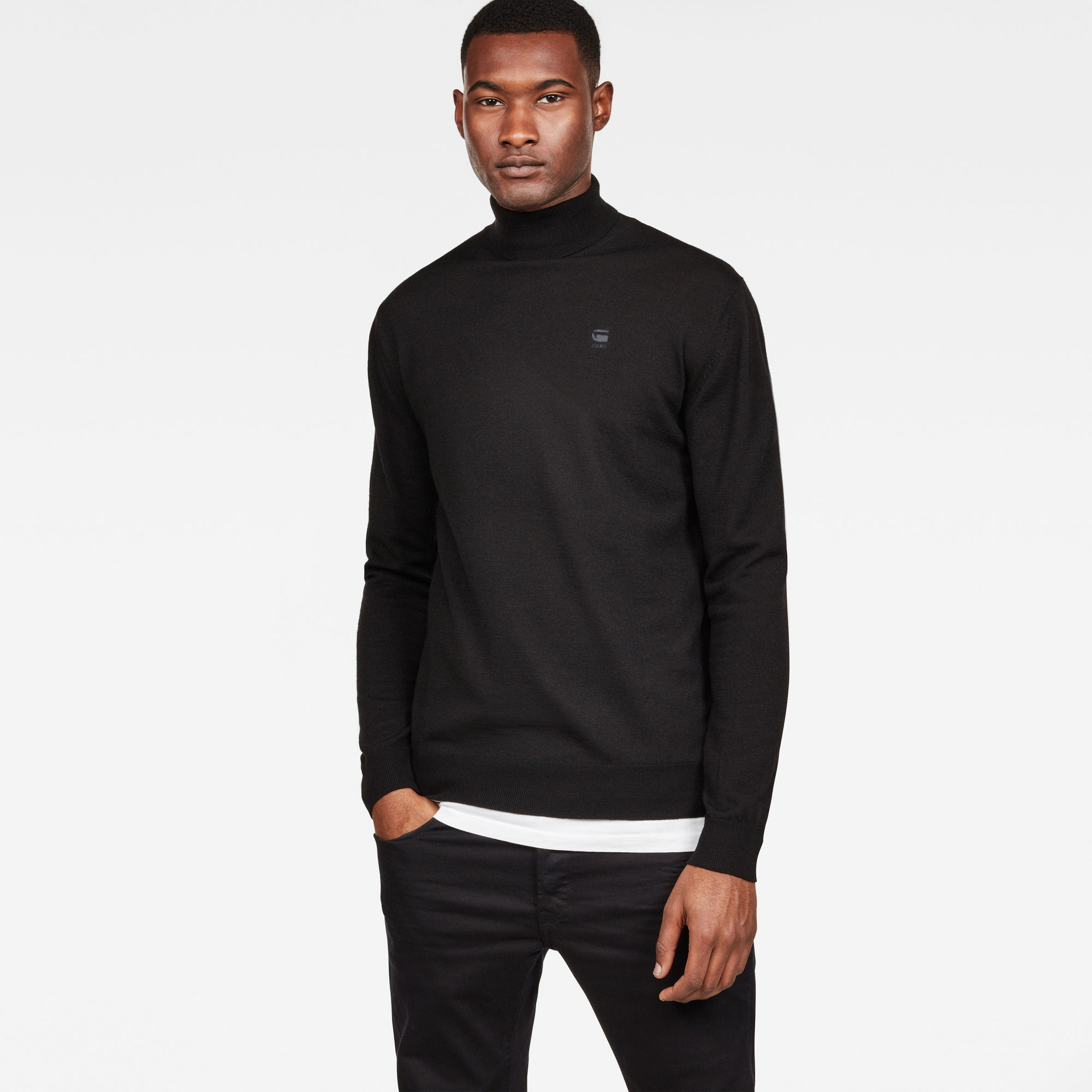 Image of G Star Raw Core Turtle Knit