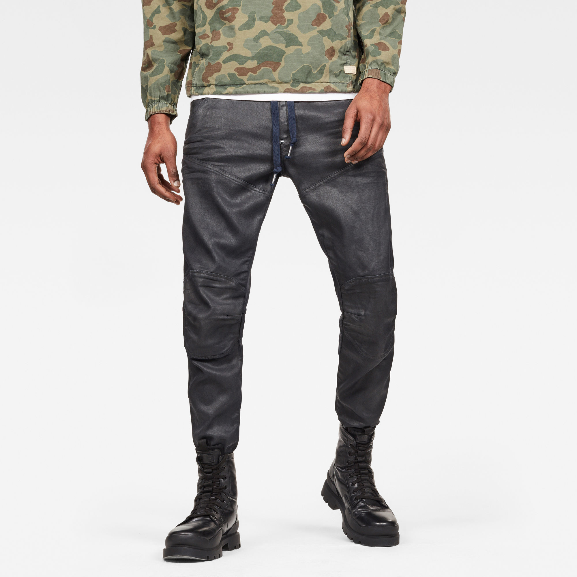 Image of G Star Raw 5620 3D Sport Straight Tapered Jeans