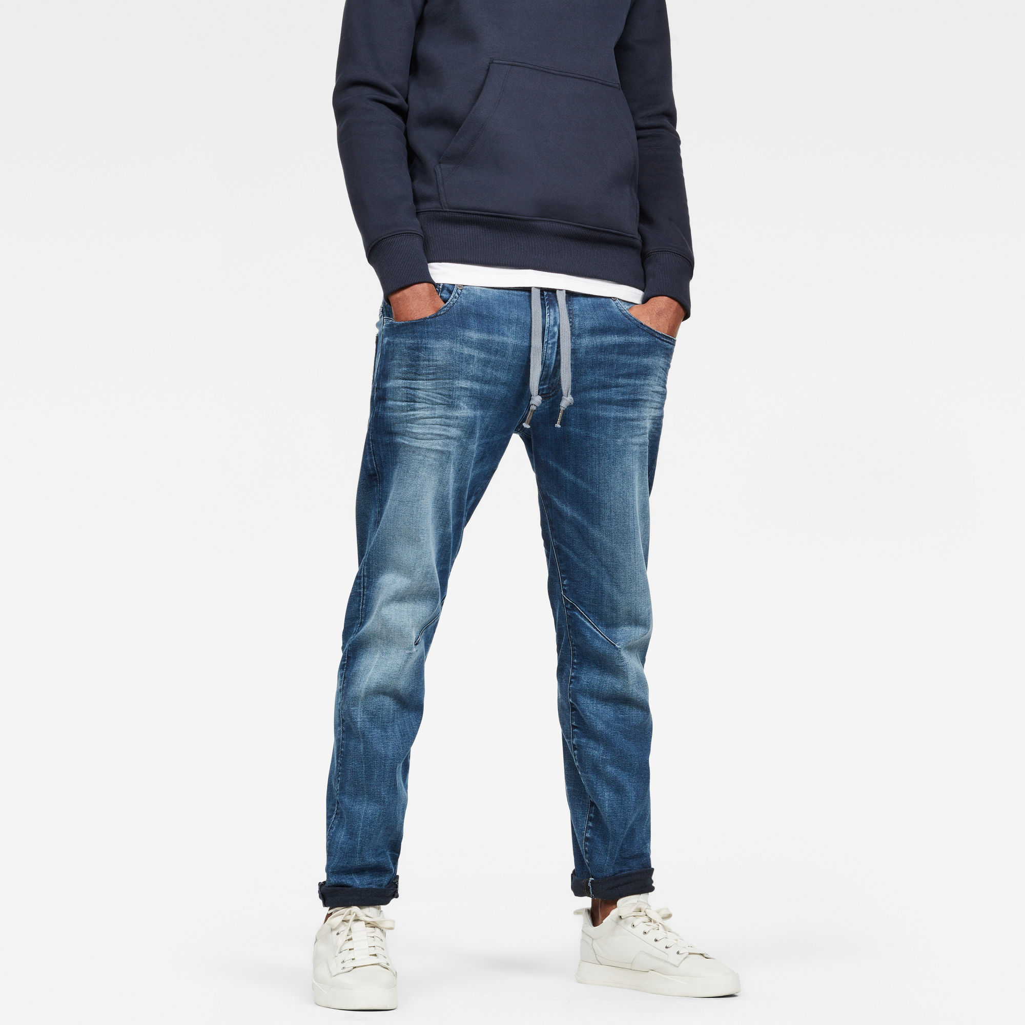 Image of G Star Raw Arc 3D Sport Straight Tapered Jeans