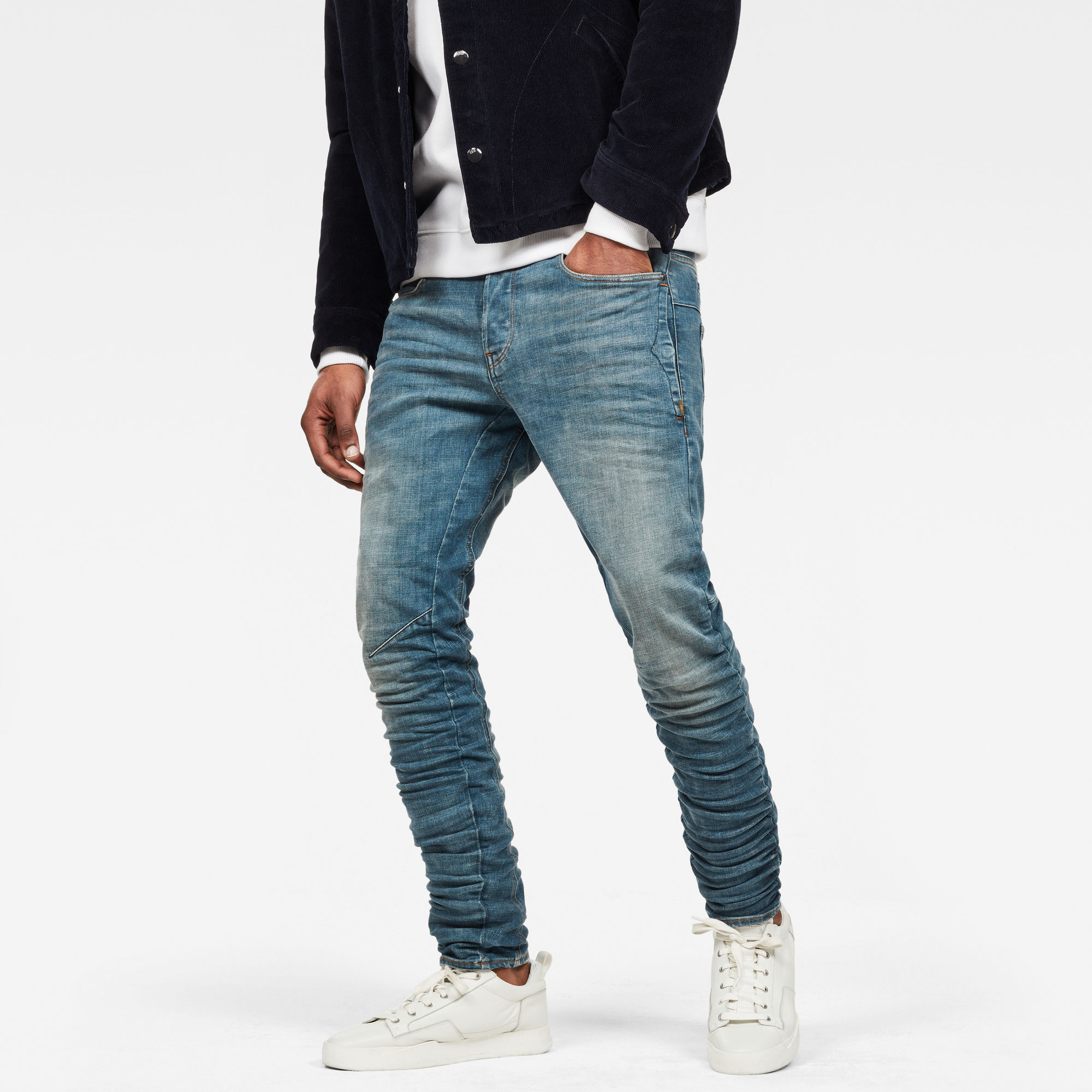Image of G Star Raw Staq 3D Slim Jeans