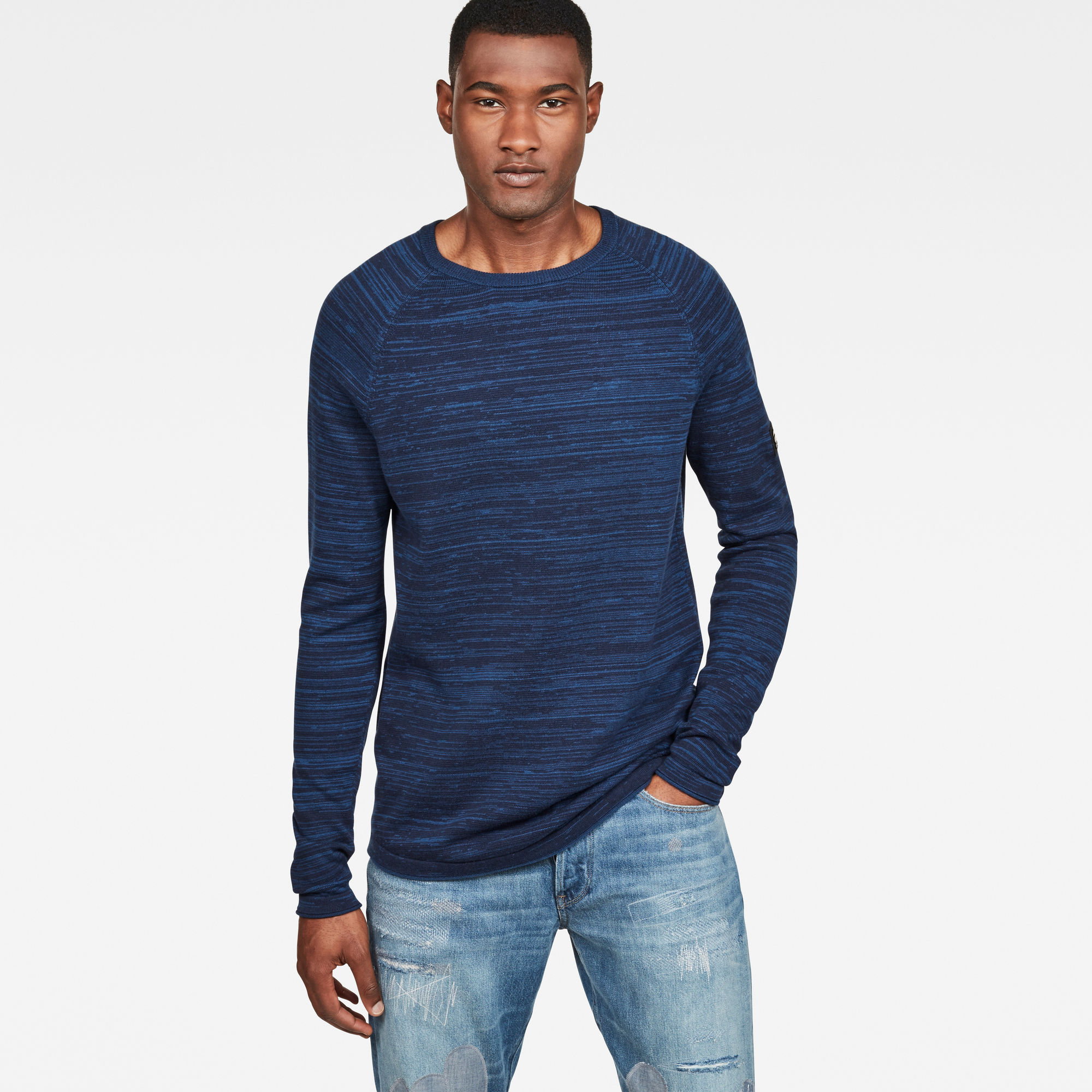 Image of G Star Raw Core Straight Knit