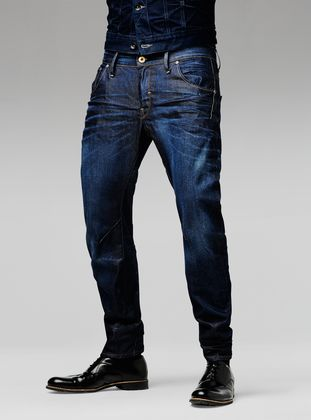 Jeans G star raw couture tournante