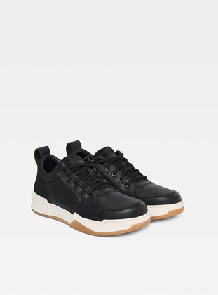 RACKAM YARD LOW - Sneaker low - black
