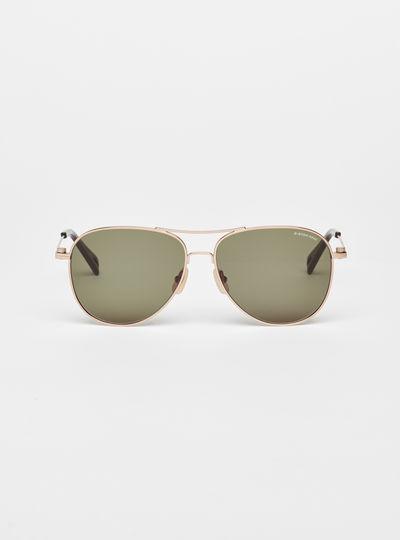 Metal Sniper Sunglasses