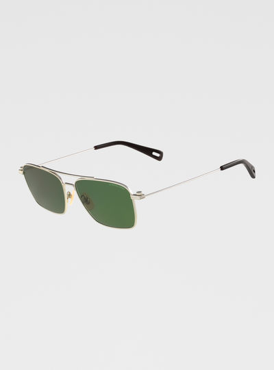 Metal Mezard  Sunglasses