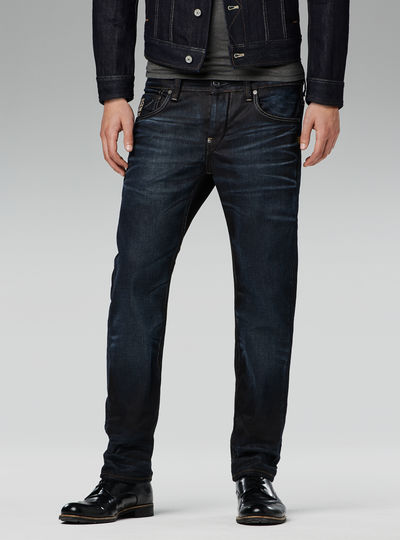 Attacc Low Straight Jeans