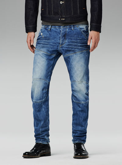 5620 3D Low tapered jeans