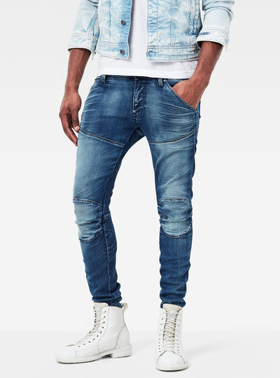 5620 G-Star Elwood 3D Super-Slim Jeans