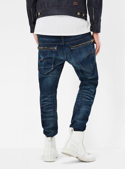 Arc Zip 3D Slim Jeans