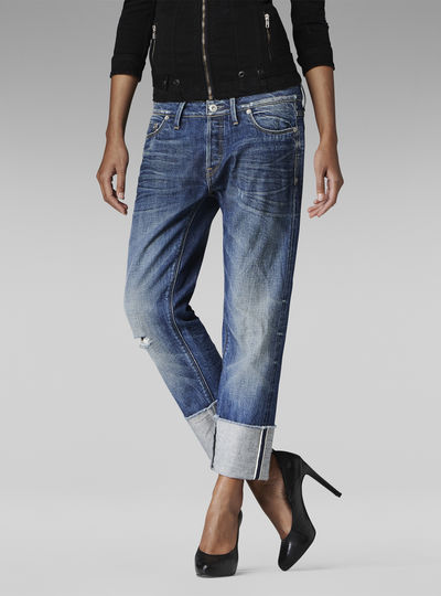Lumber Kate Tapered Jeans