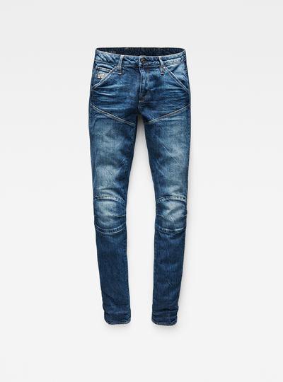 5620 Mid Waist Skinny Jeans