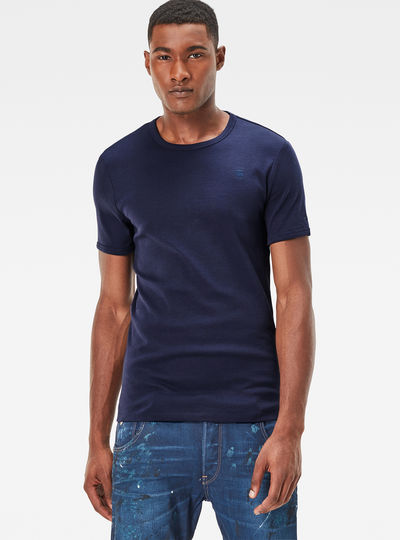 Base Slim T-Shirt 2-pack